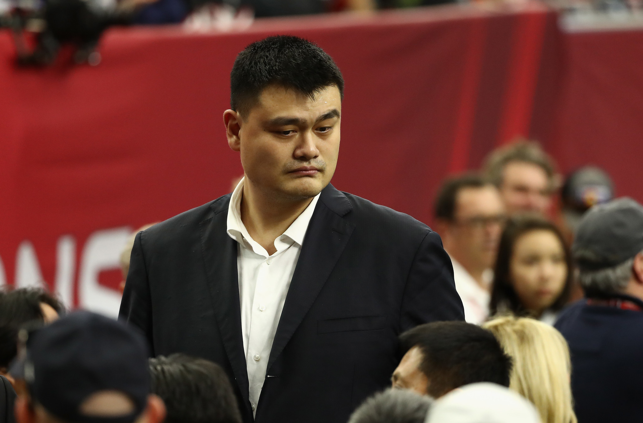 Ct Pick 3 >> Chinese Basketball Association elects Yao Ming as president - Chicago Tribune