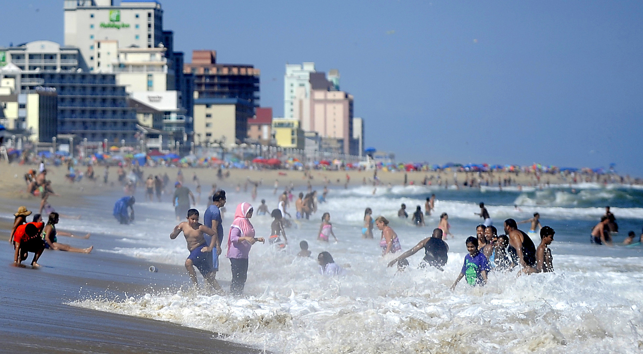Ocean City Named One Of The Top 10 U S Beaches By Tripadvisor Baltimore Sun