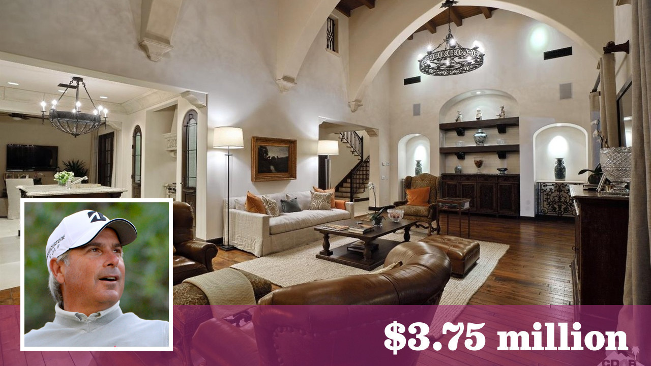 Golfer Fred Couples Takes Another Swing At Selling La