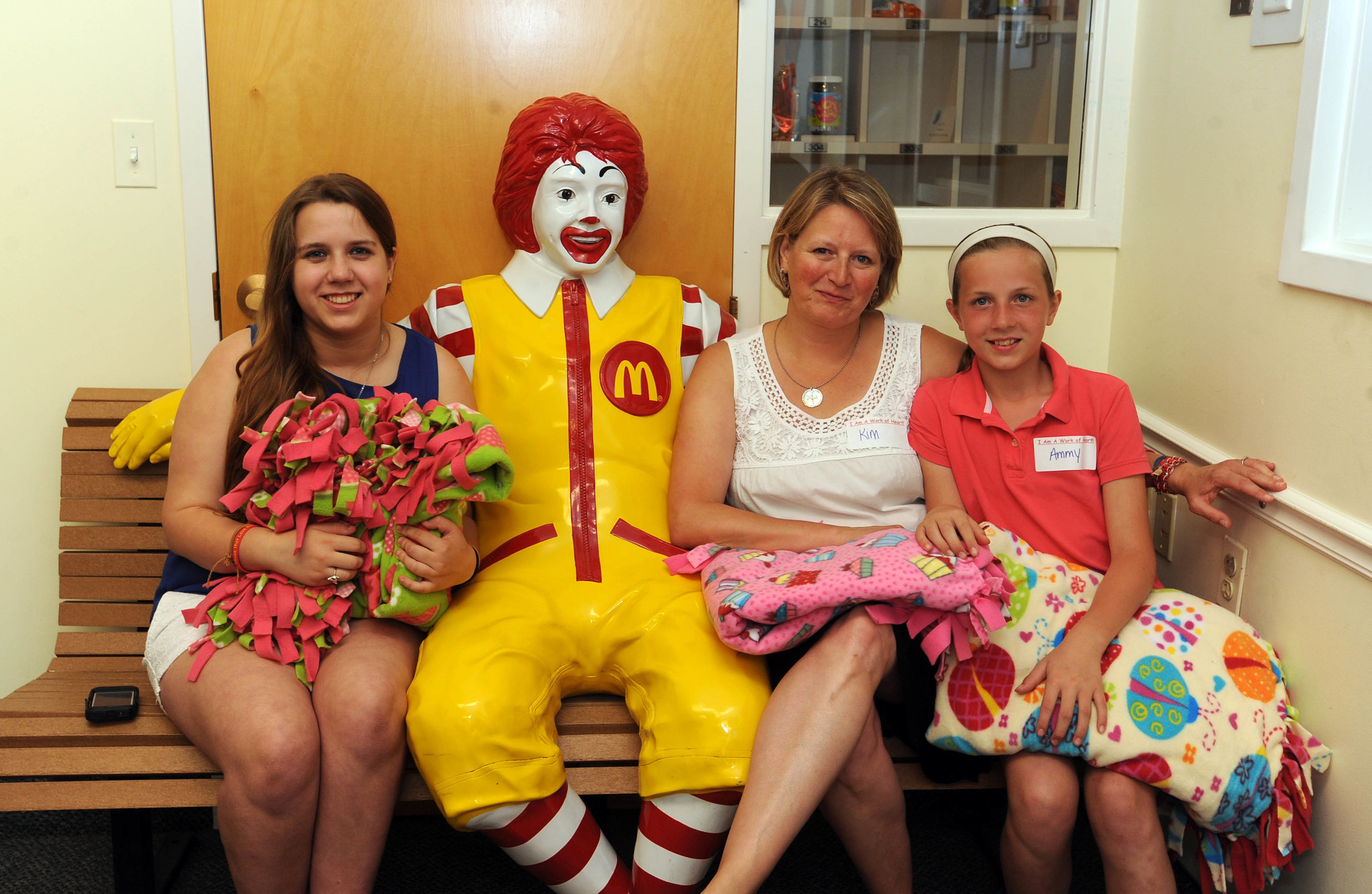 5 Million Grant Means Ronald Mcdonald House Can Begin