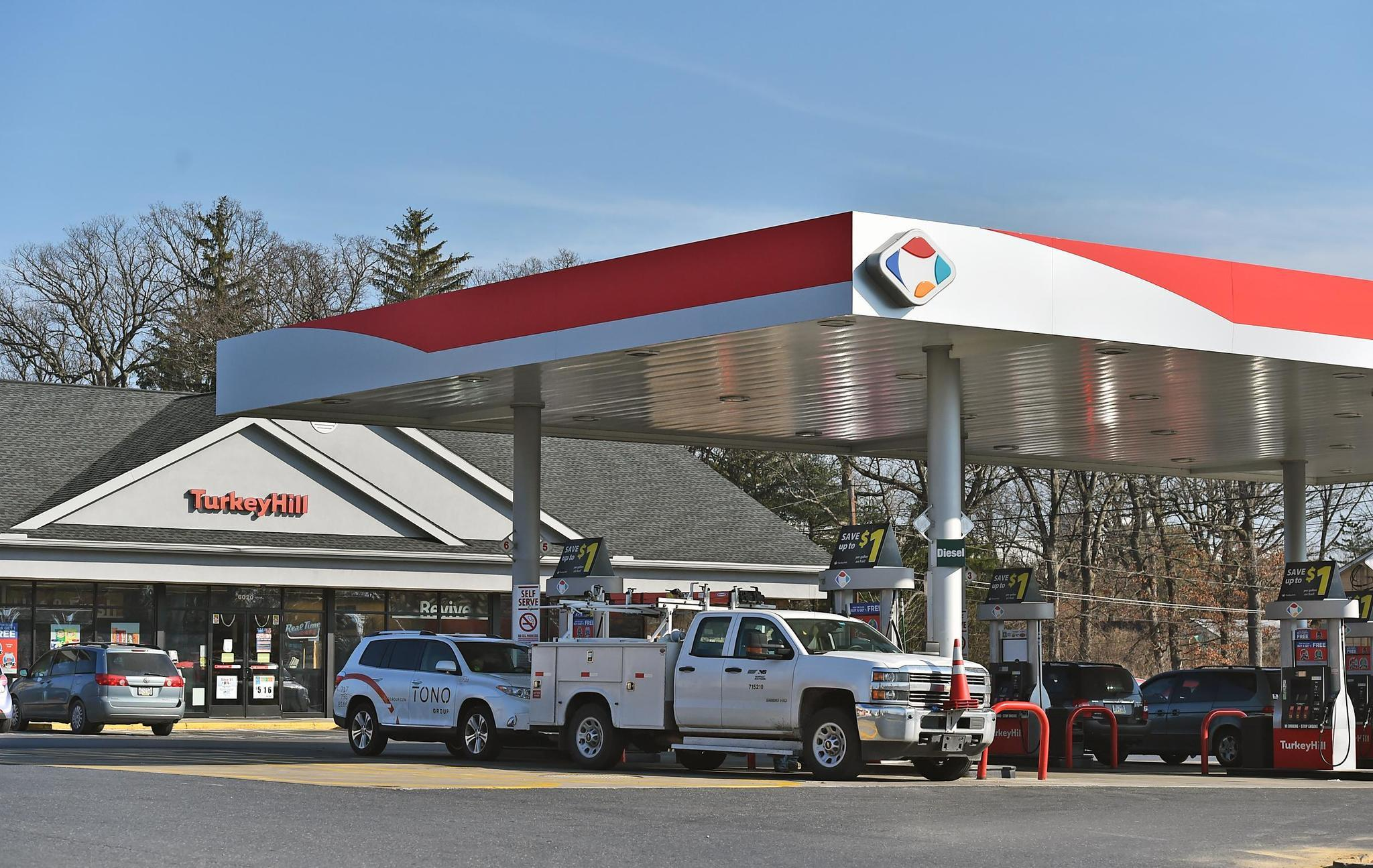 Northampton County Natural Gas Station