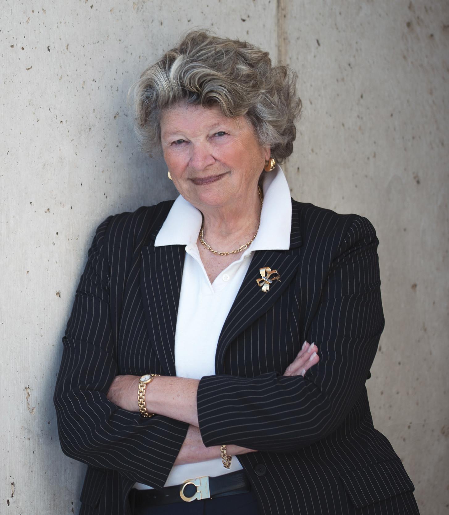 Dr. Mary Walshok