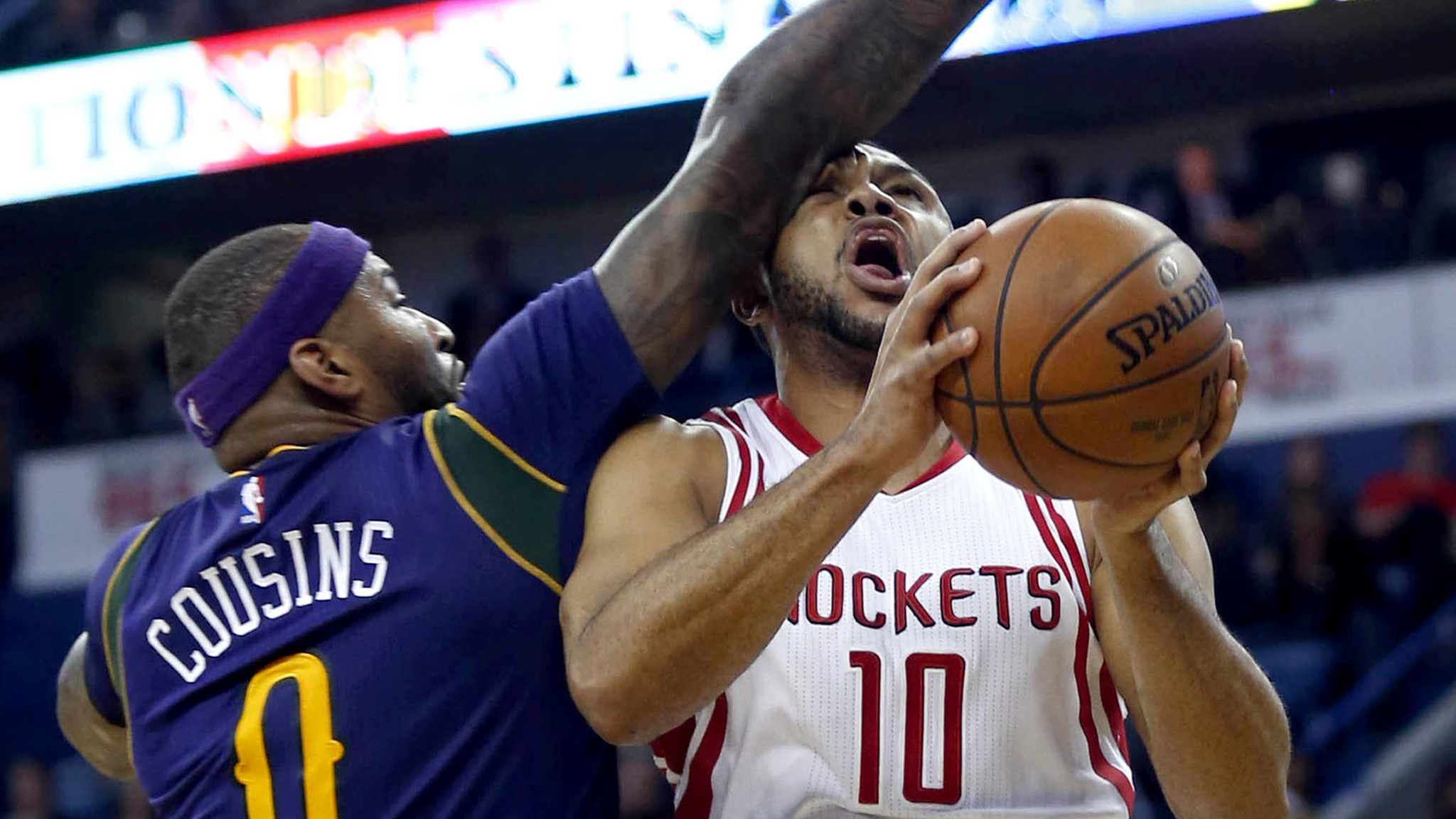 8285b14a042f nola.com NBA roundup  Rockets crush Pelicans in DeMarcus Cousins  debut