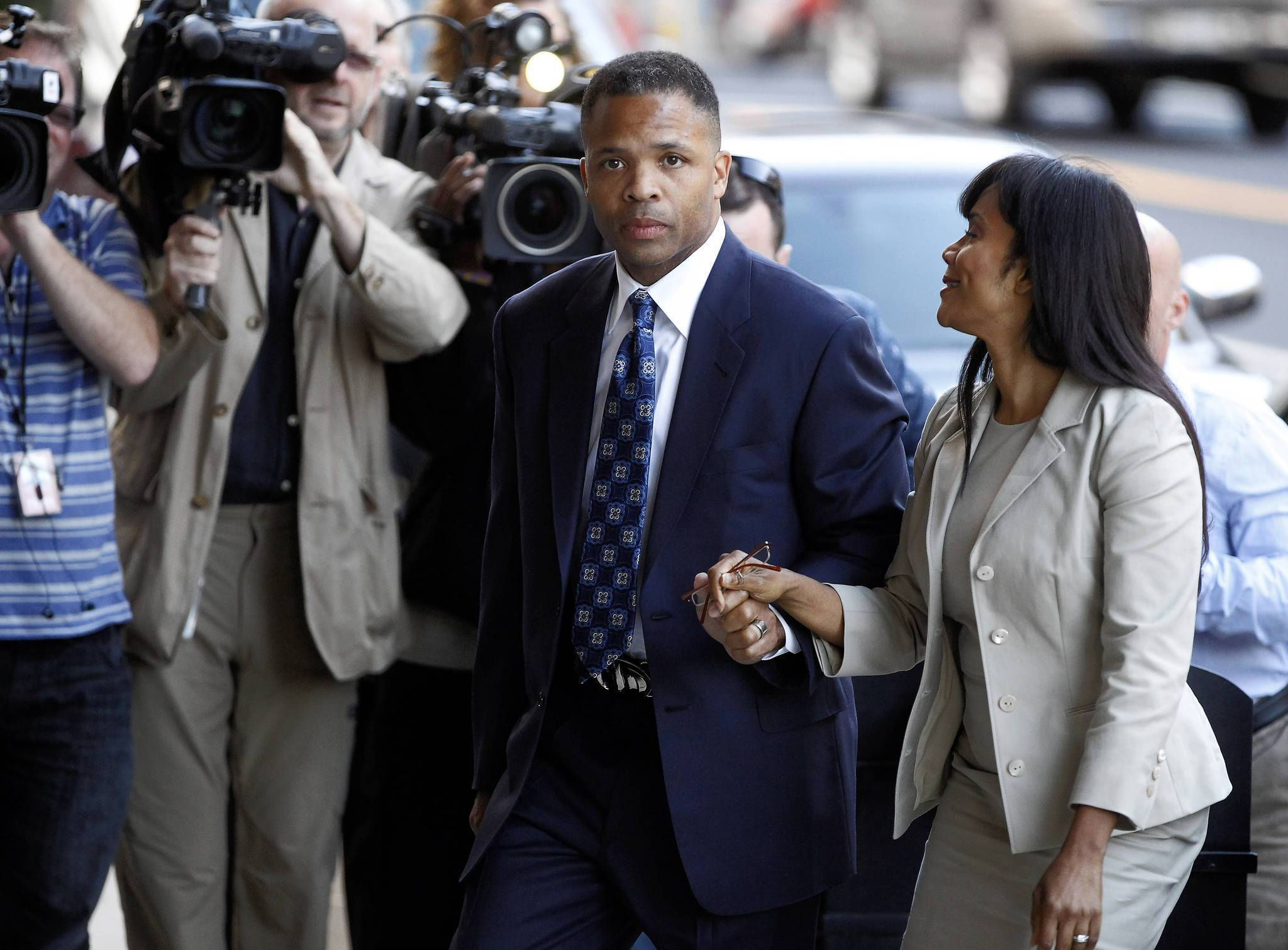 Jesse Jackson Jr S Workers Compensation Benefits