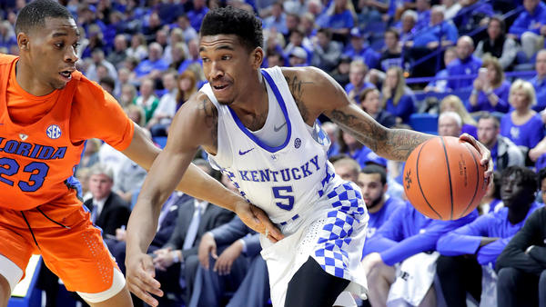 Charlotte Hornets take Malik Monk with No. 11 overall selection ... 8da233765