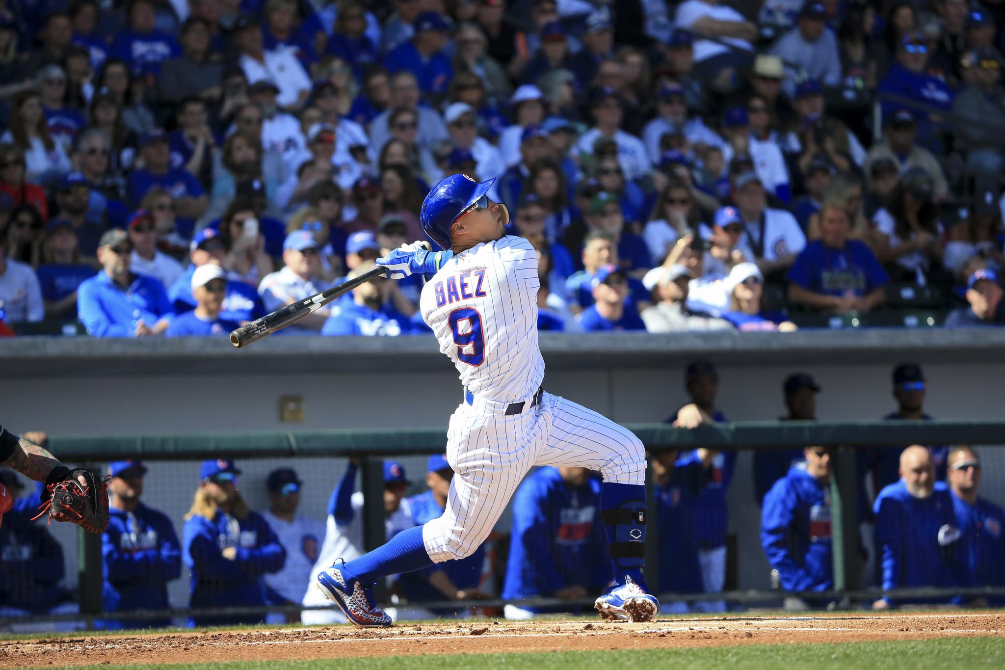 cubs indians chicago baseball tribune sports