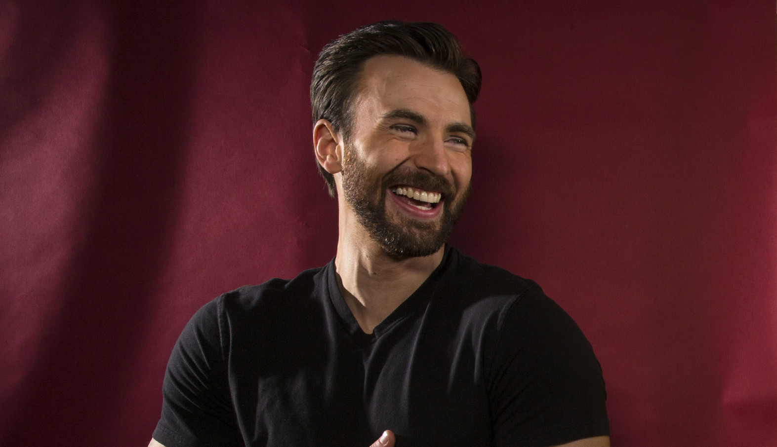 'Captain America's' Chris Evans is the reigning best bang ...