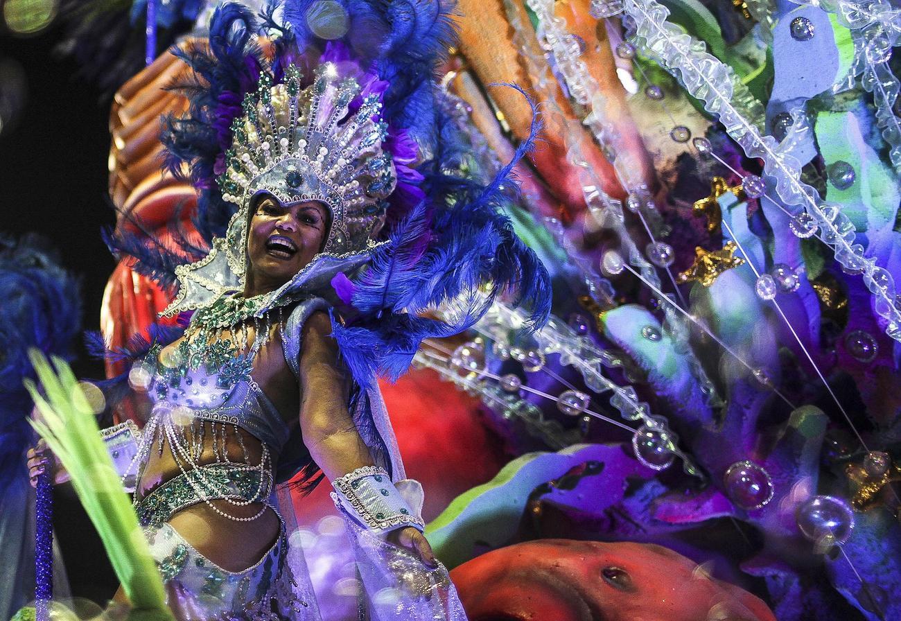 PHOTOS: 2017 Carnival in Rio de Janeiro - Los Angeles Times