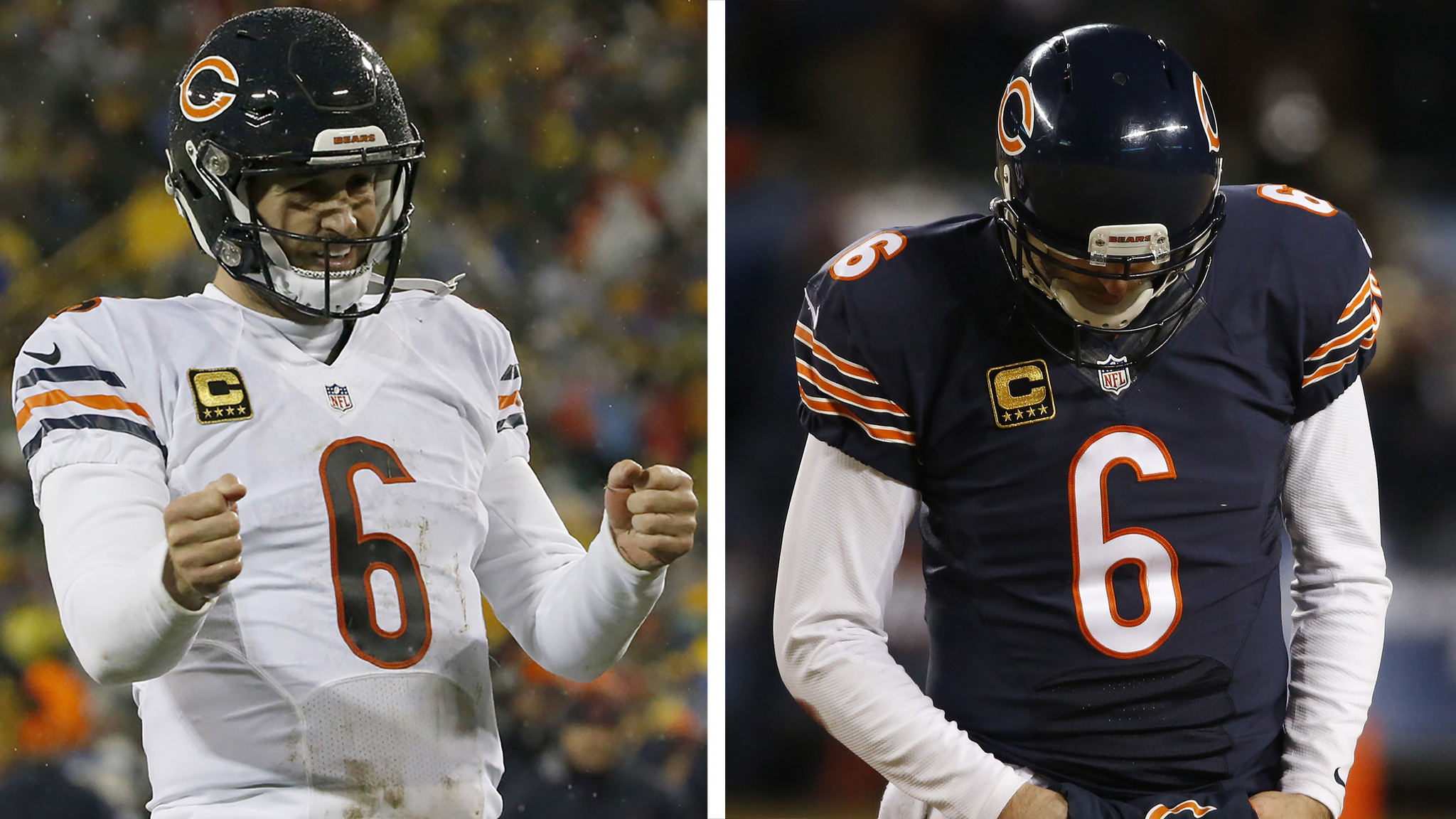 Jay Cutlers Legacy With The Bears