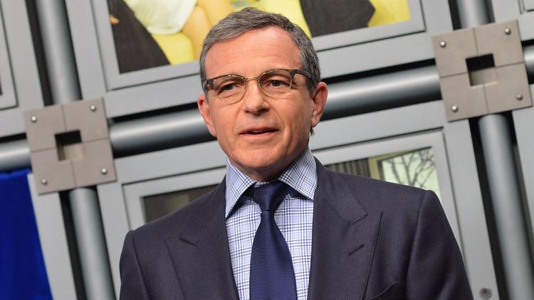 Disney CEO Bob Iger (Slavin Vlasic / Getty Images)