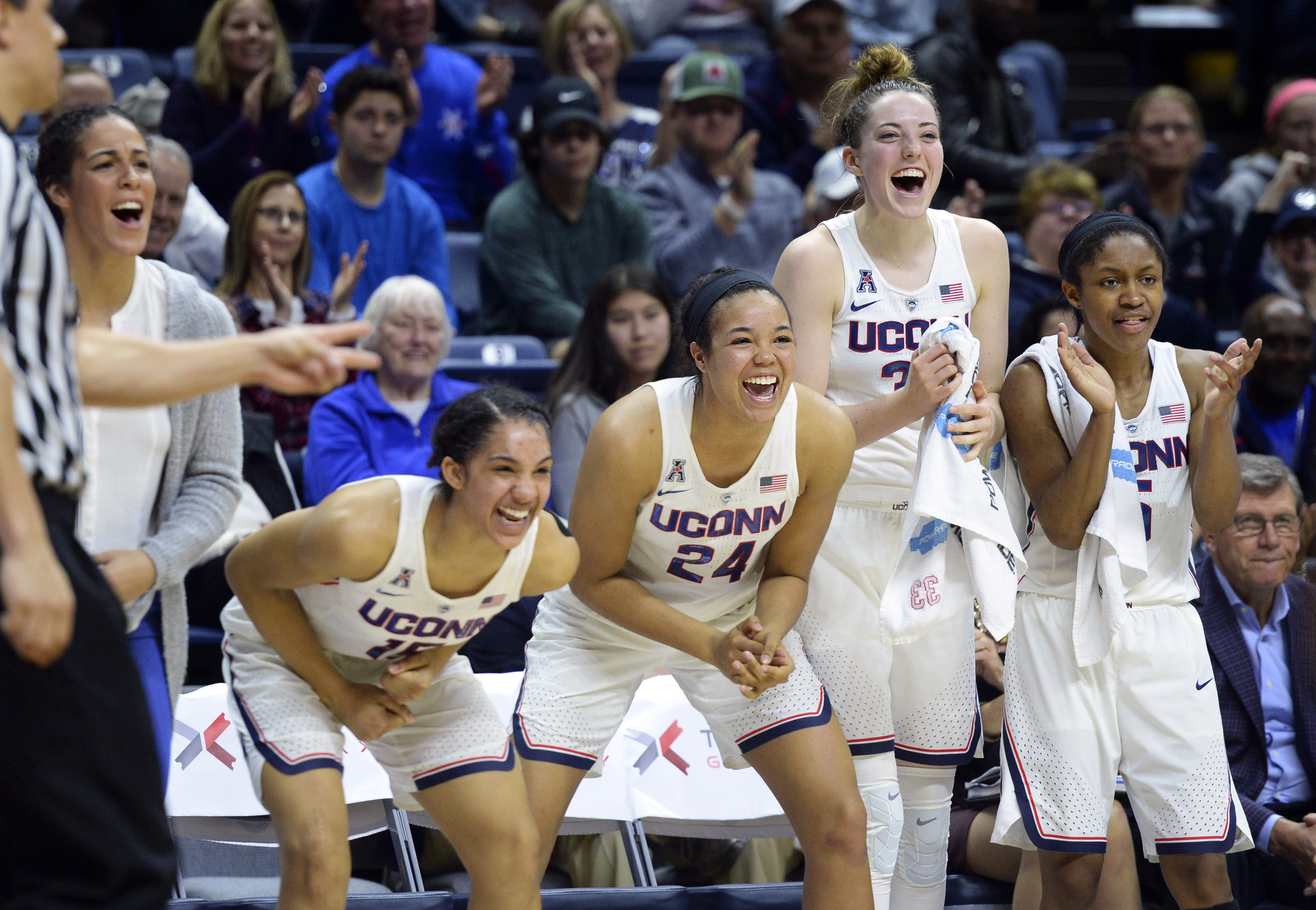 hbo series on uconn women debuts wednesday night - daily press