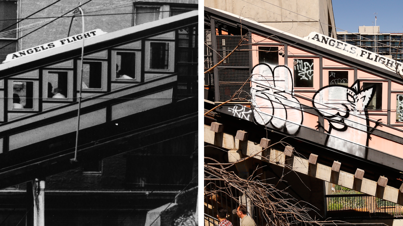 Angels Flight How It Works And What It S Been Through In