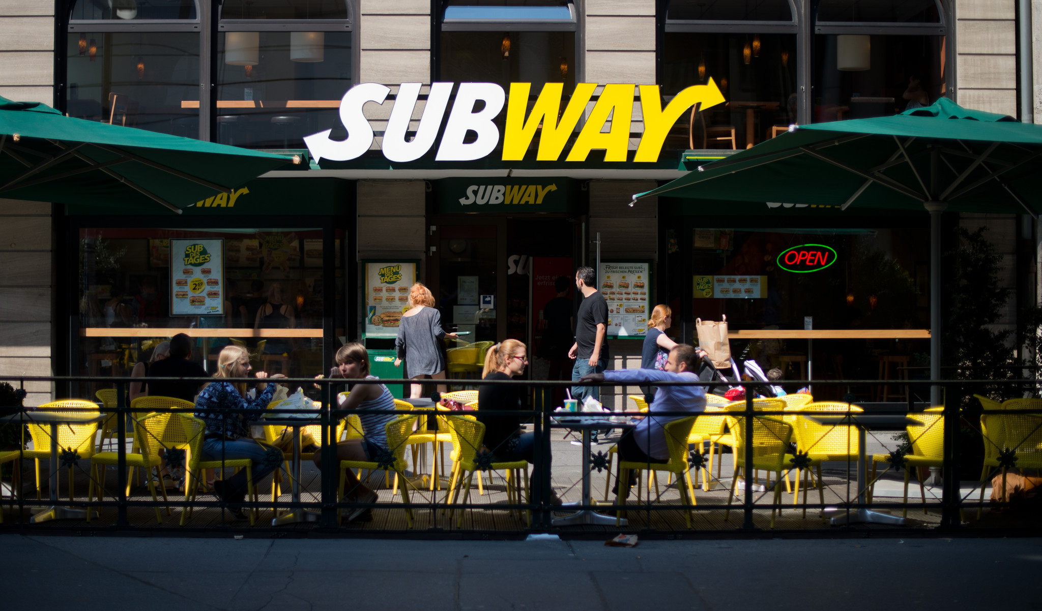 Subway fires back with its own study to prove its chicken ...