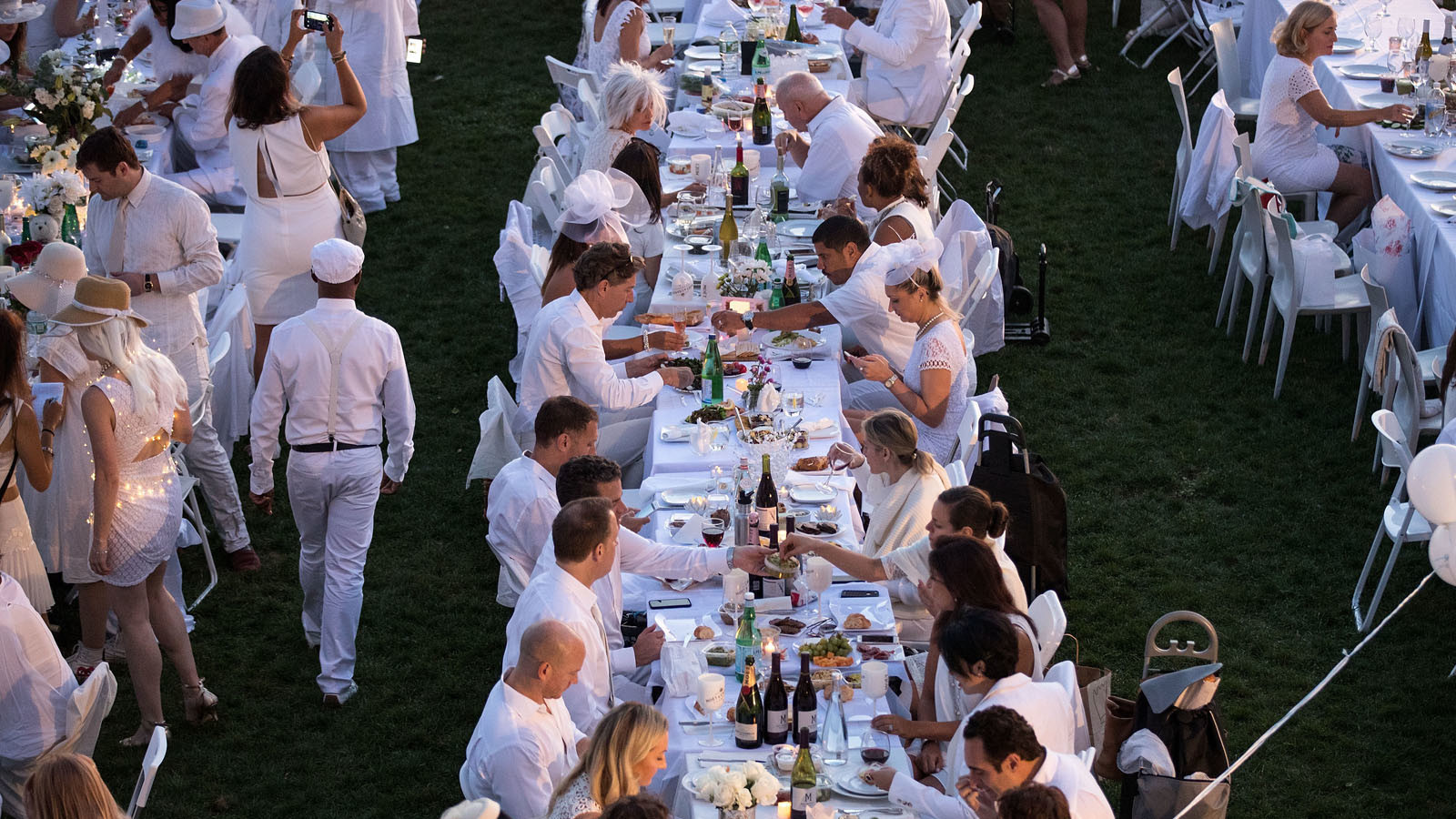 Le Diner En Blanc Will Make Its Baltimore Debut This