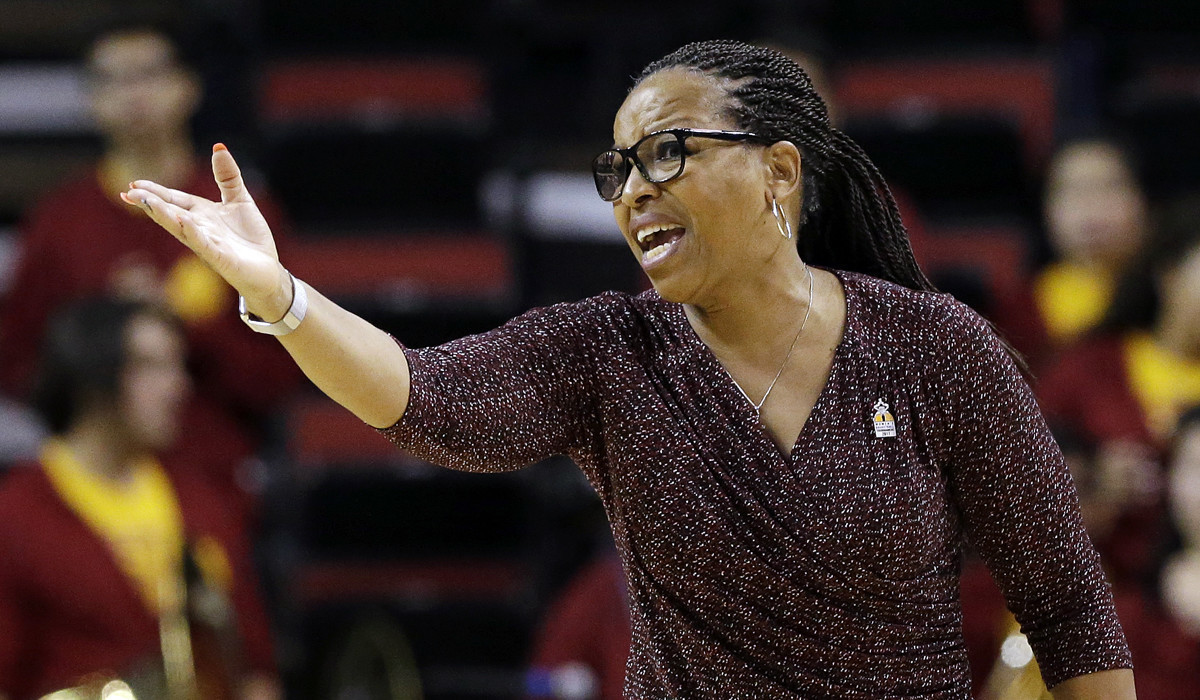 Cynthia Cooper-Dyke resigns as USC women's basketball coach