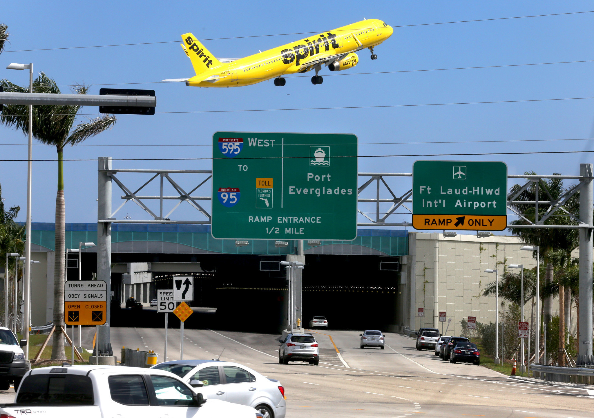 Parking Prices Rising At Fort Lauderdale Airport
