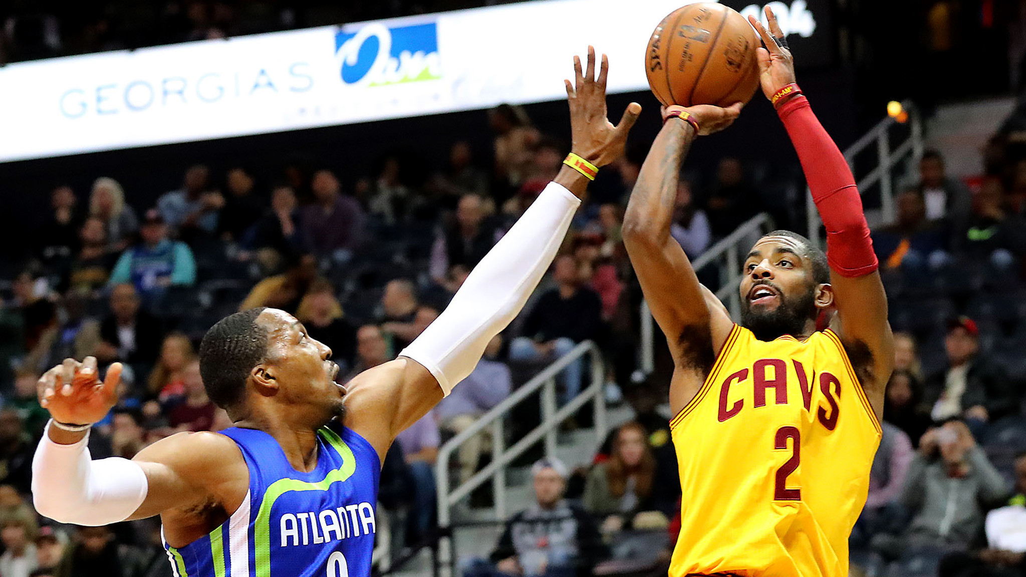 927885aa5e3 upi.com NBA roundup  Cavaliers set record with 25 three-pointers in win  over Hawks