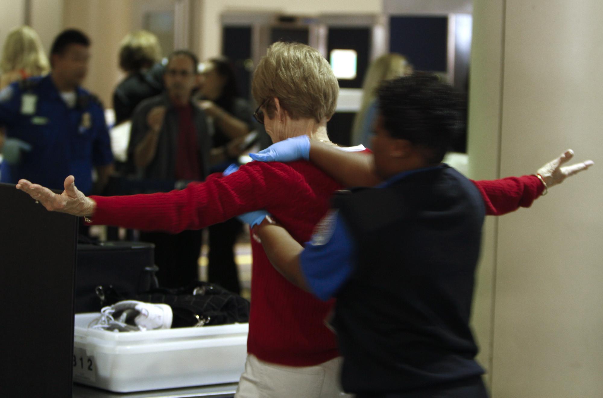 Tsa Quietly Launches New Enhanced Pat Down Procedure For Air Travelers