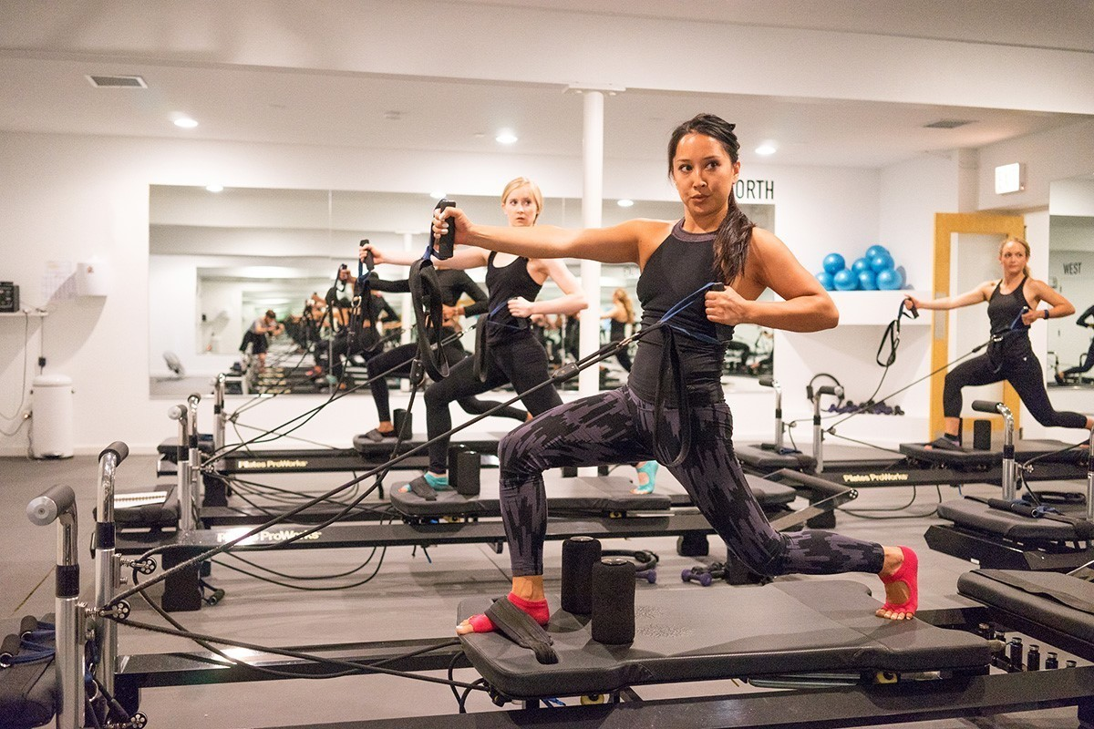 5 unique fitness classes happening in Chicago this weekend ...