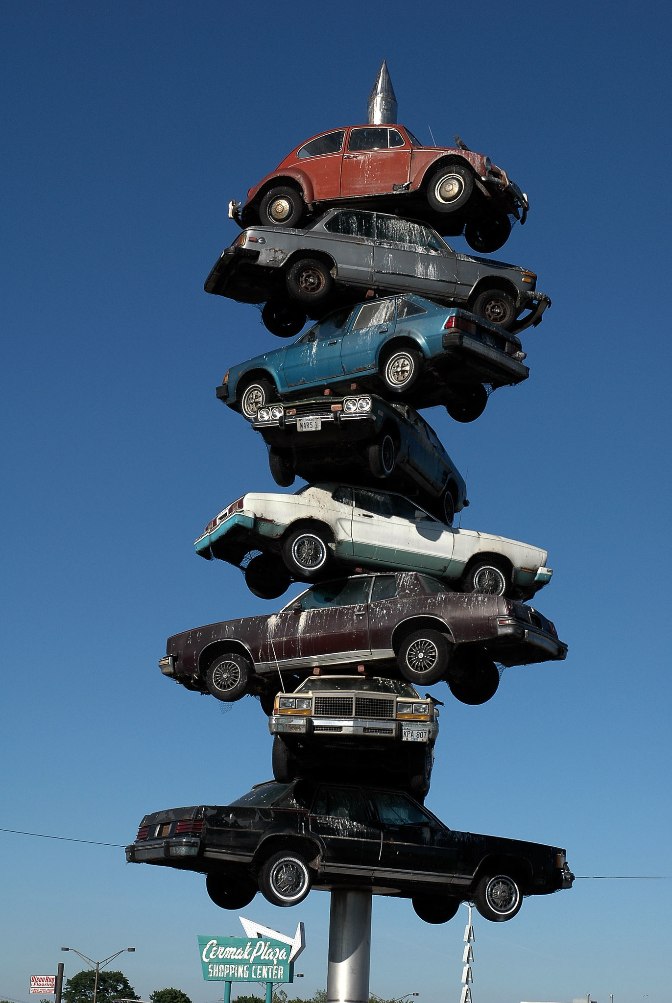 Car Lot For Sale >> For sale: 'Wayne's World' cars, free roof and floor holes ...