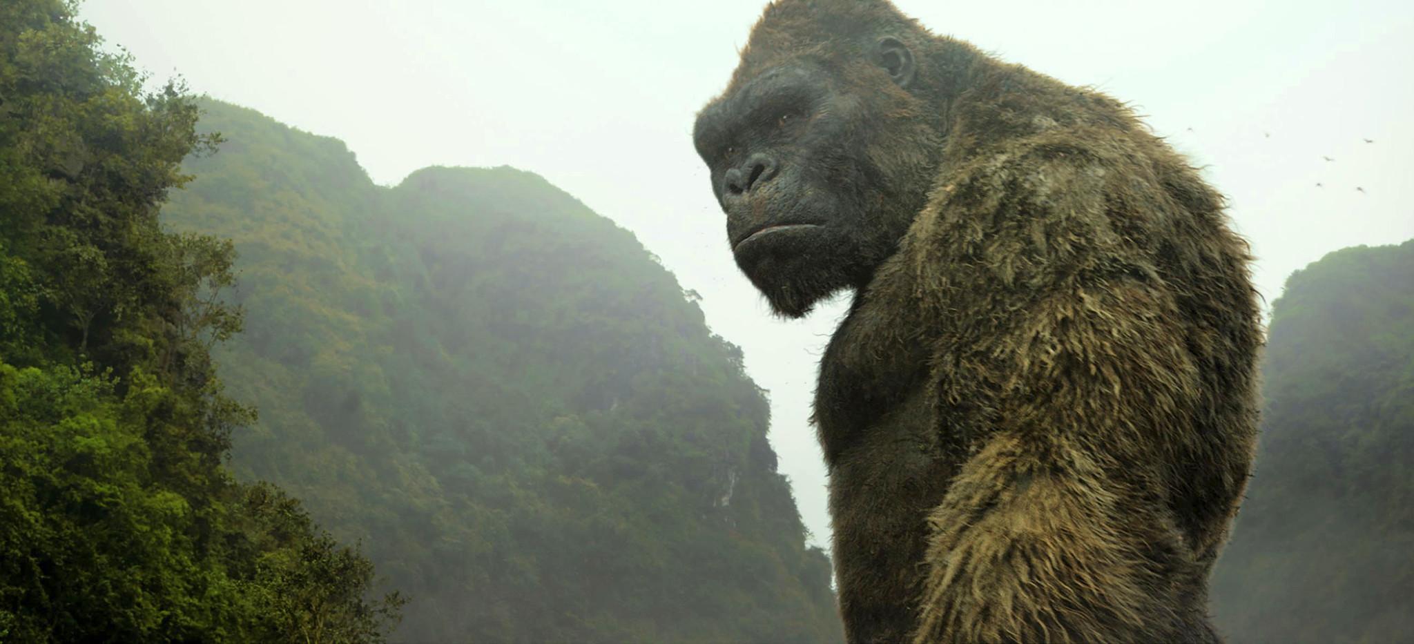 King Kong Review Skull Island