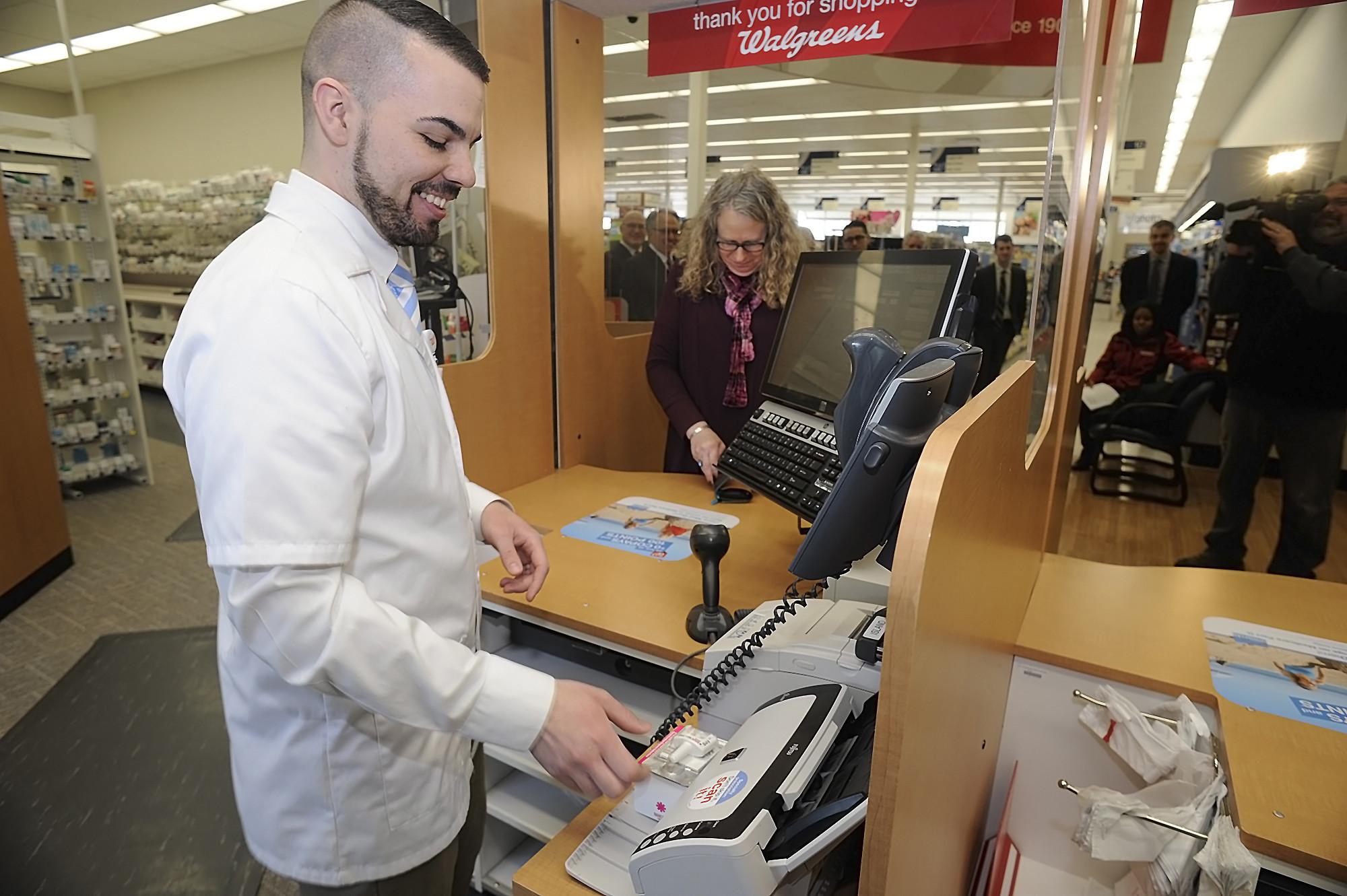 Pharmacist: $125,847 - Baltimore Sun