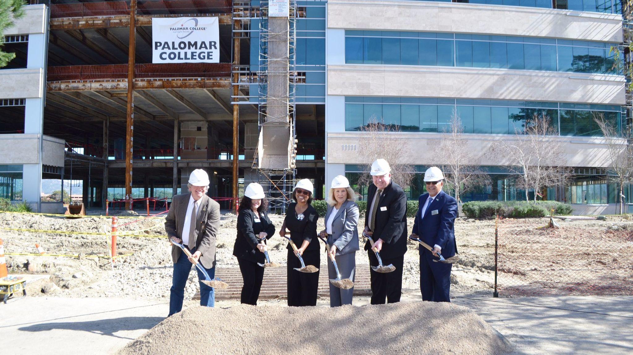 Palomar College Escondido Campus Map.Palomar College To Open Rancho Bernardo Campus For Summer 2018