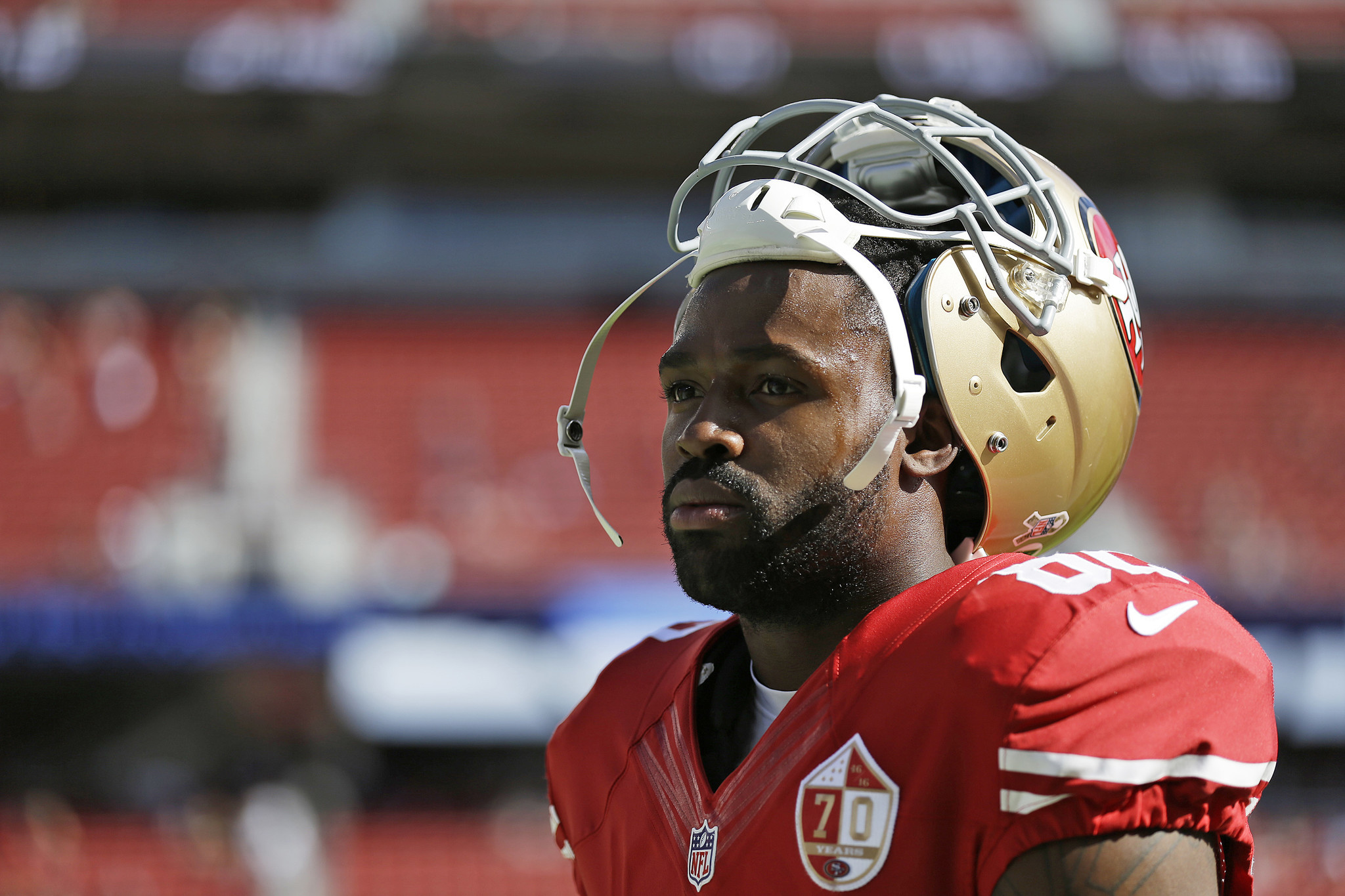 the latest 2f309 033c3 Torrey Smith chooses Eagles, won't be returning to Baltimore ...