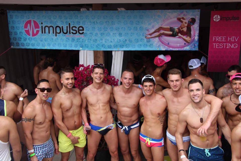 from Winter Party to White Party to Miami Gay Pride