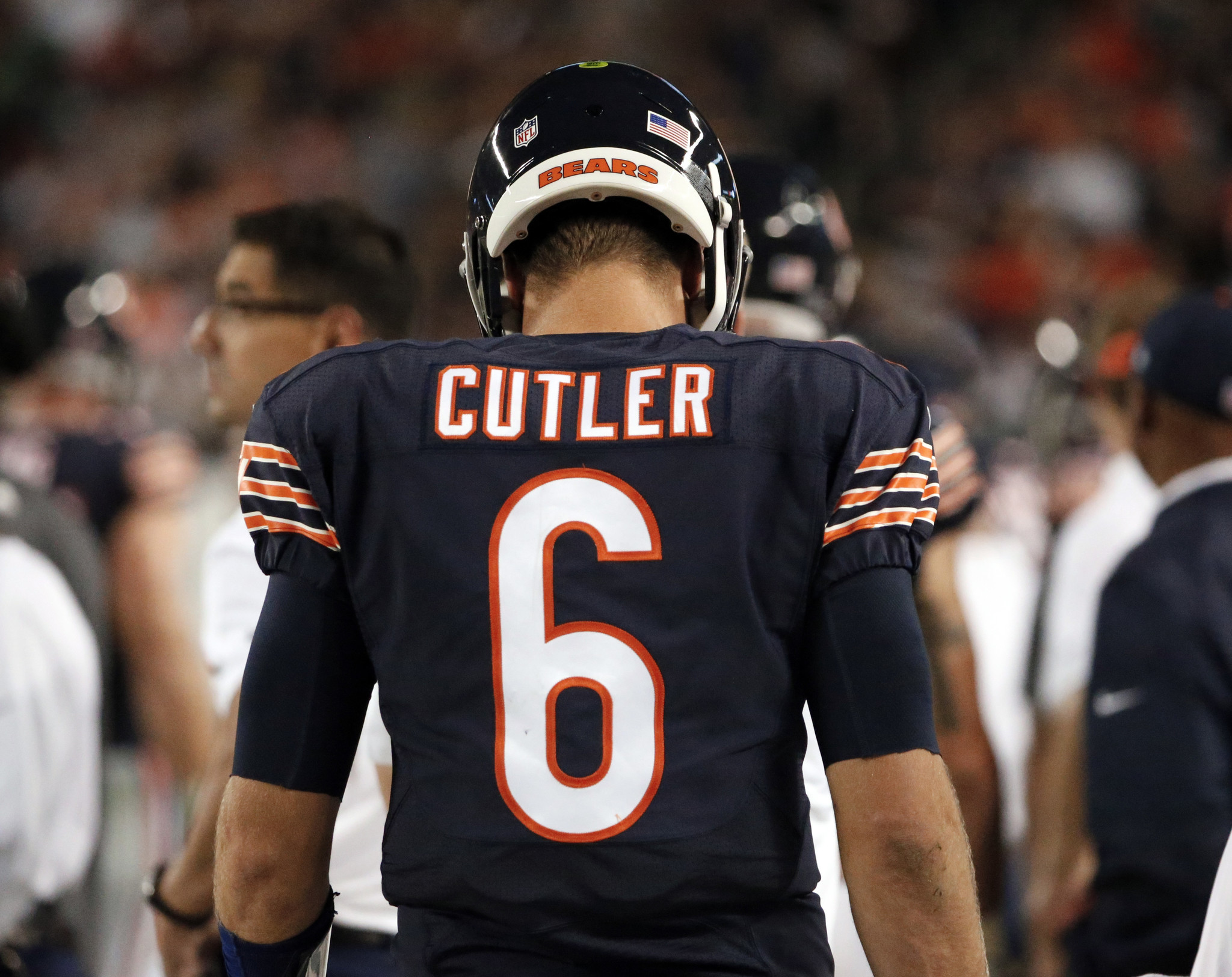 Eight is enough  Why the Jay Cutler era finally came to an end in Chicago d63d3a4ae