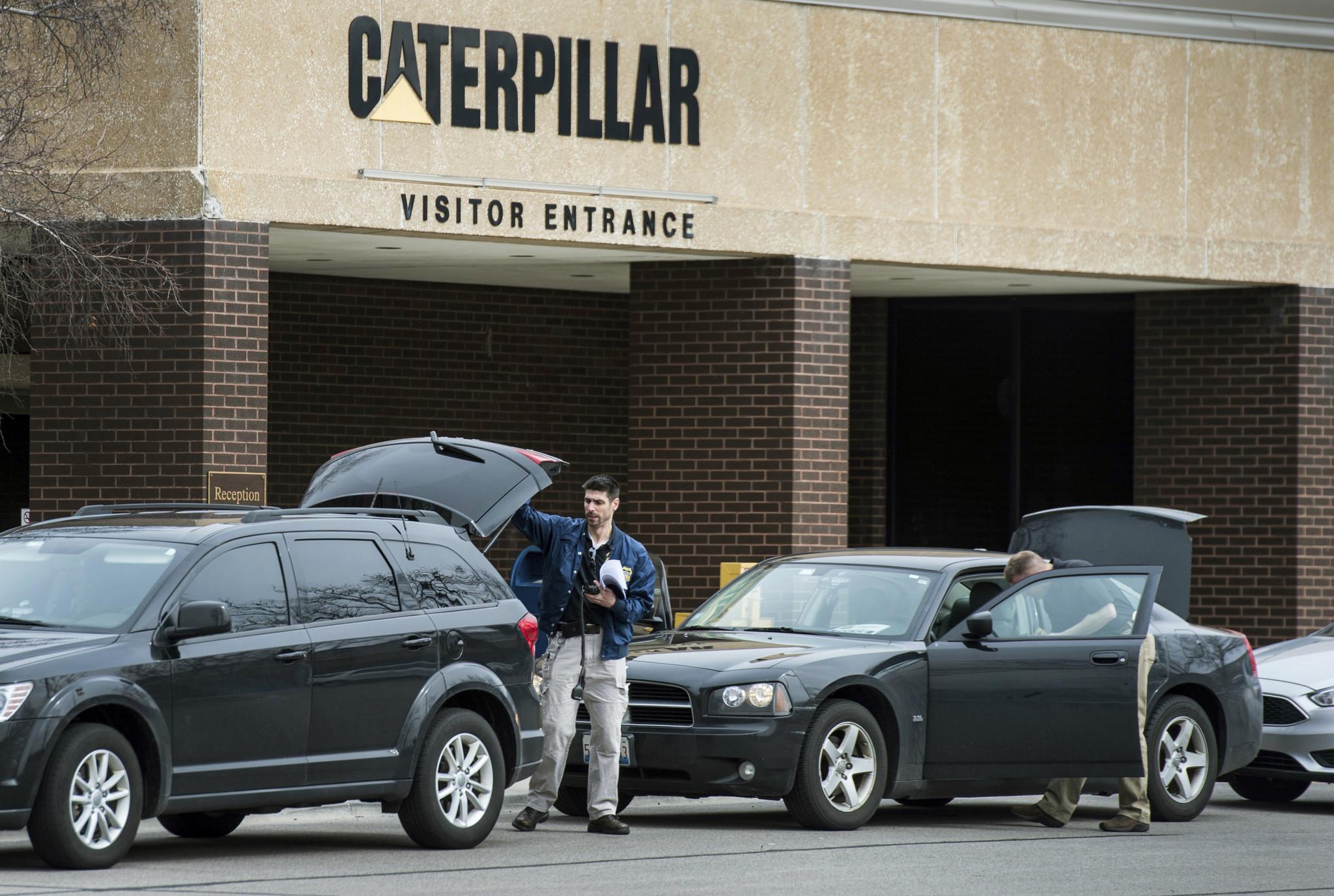 In Wake Of Fed Raids Caterpillar Denies Skirting Tax Laws Chicago