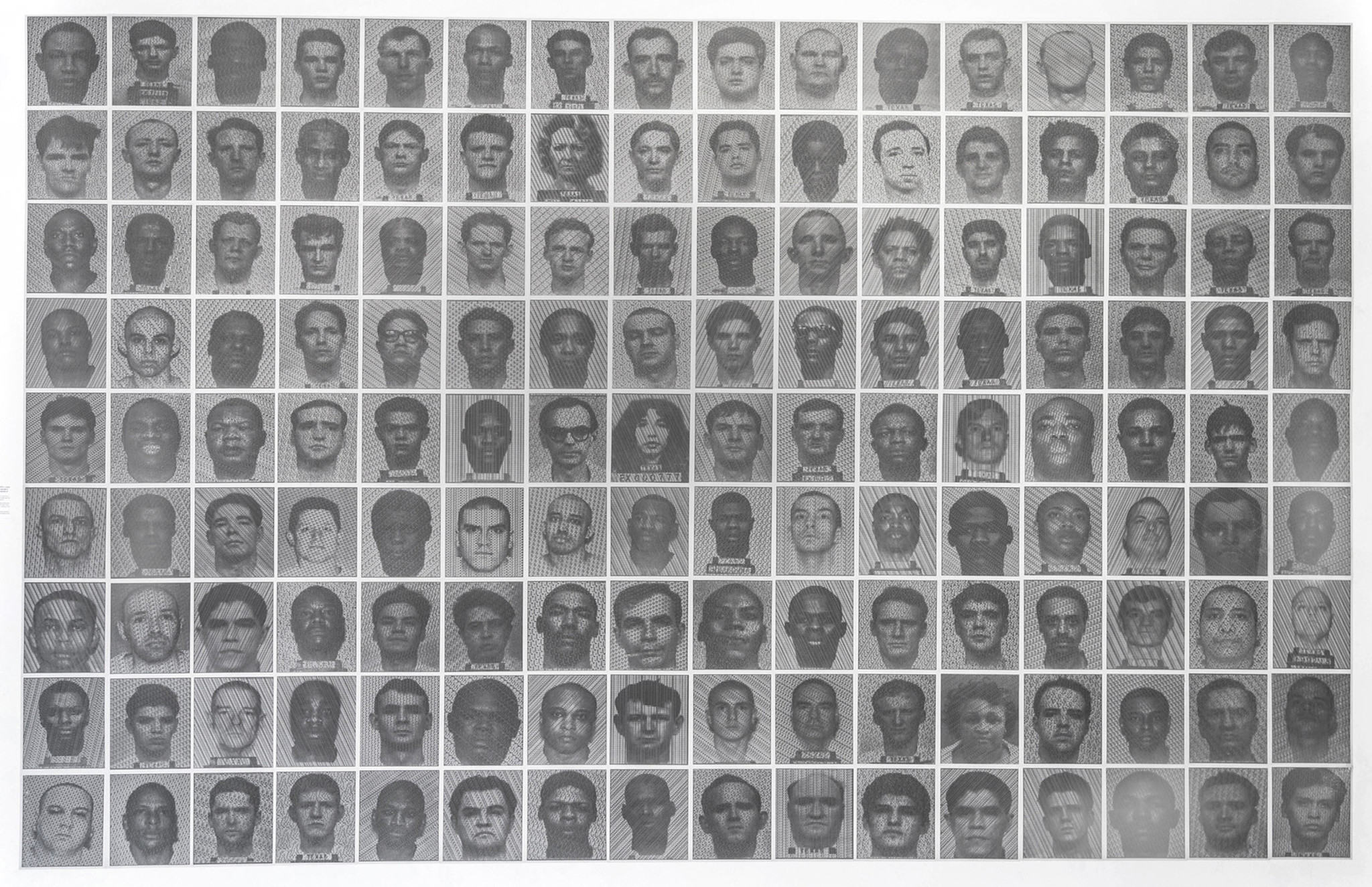 Amy Elkins began her project on the death penalty in 2009 by corresponding with death row inmates. In 2015 she had a visual archive representing 530 executions in Texas.