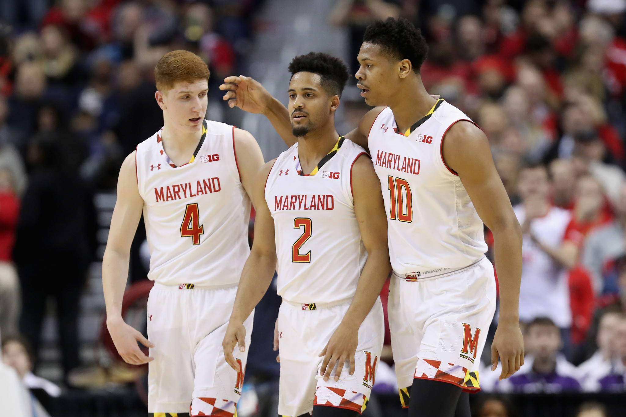 Maryland basketball a surprising No. 6 seed in NCAA Tournament  will play  Xavier on Thursday at 6 50 p.m. - Baltimore Sun d81d5cb9f