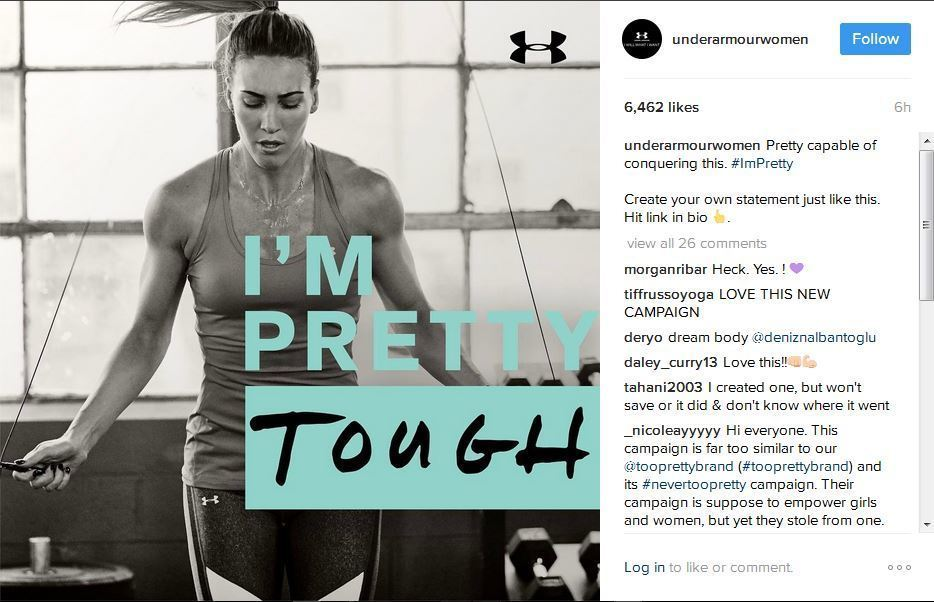 Under Armour Launches New Women S Digital Campaign