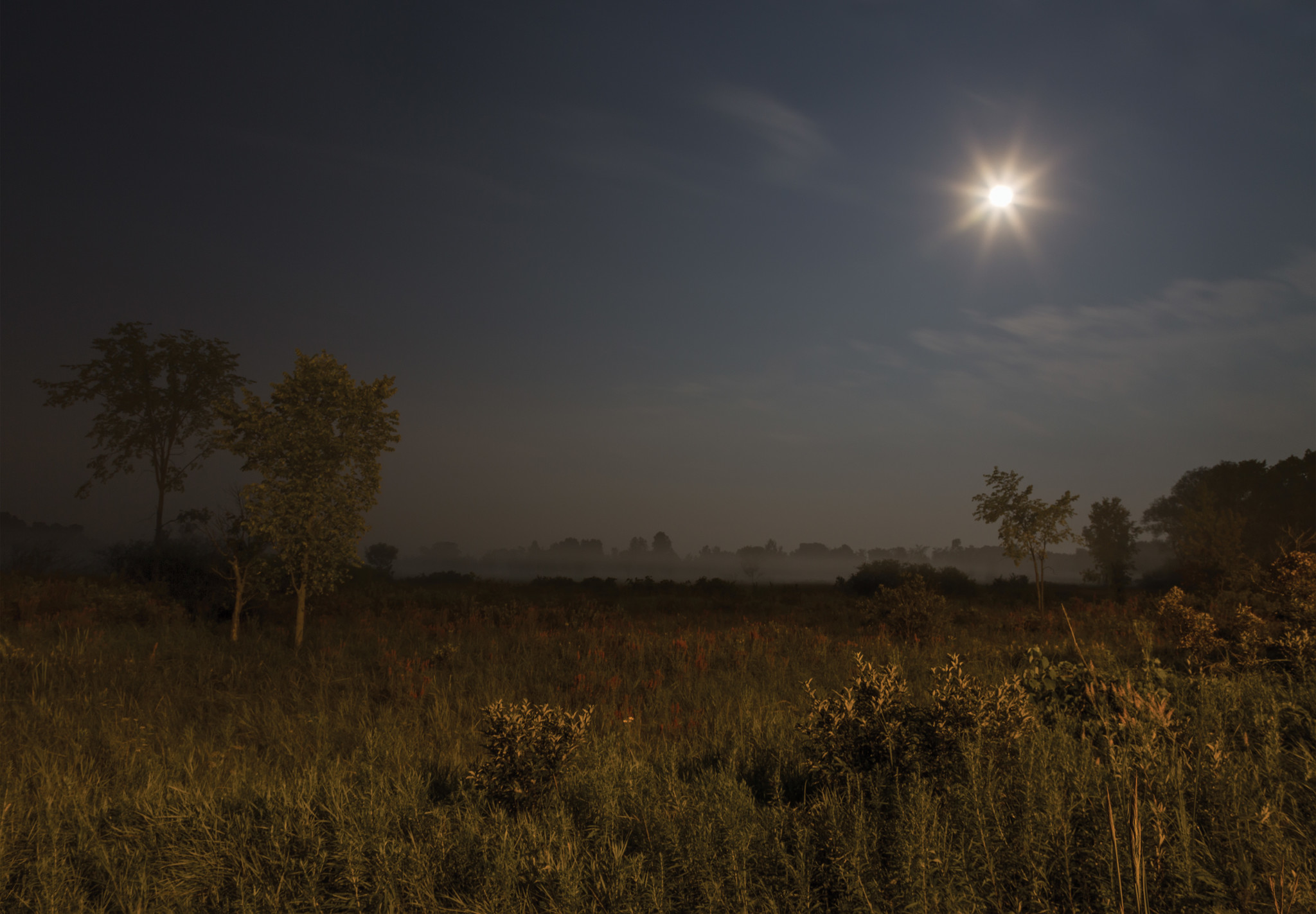 """""""St. Clair County, Michigan,"""" from Jeanine Michna-Bales' """"In Through Darkness to Light: Photographs Along the Underground Railroad."""""""
