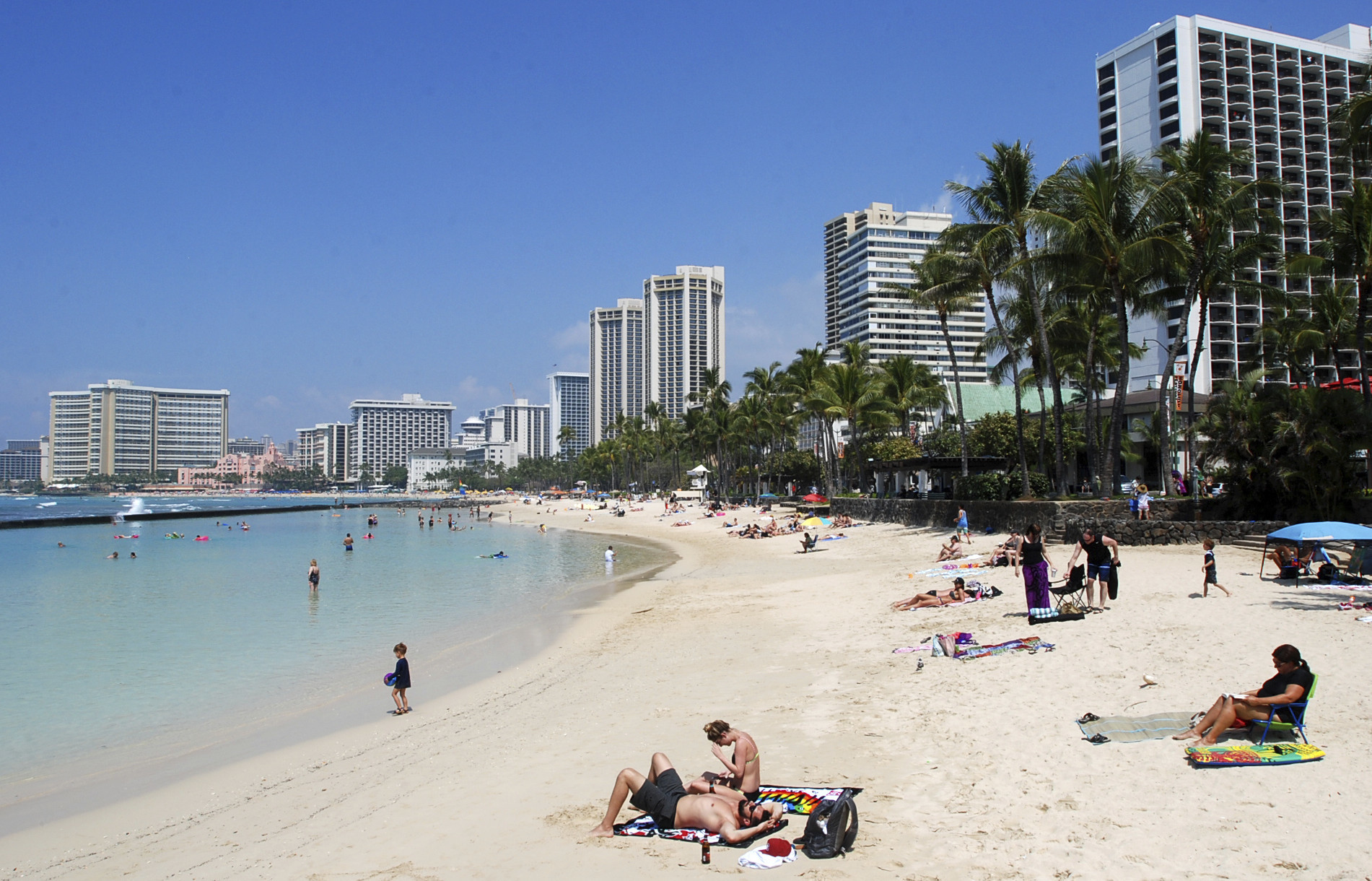 Hawaii fears travel ban could jeopardize tourism, the