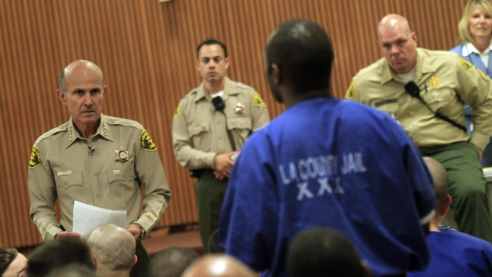 Judgment day for convicted ex-Sheriff Lee Baca, and the end of a