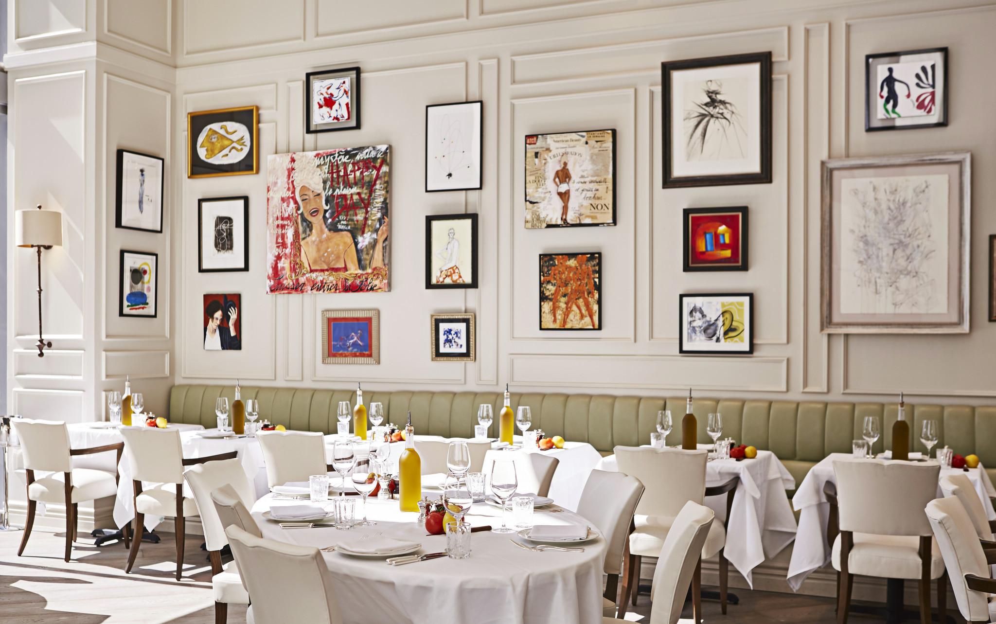 Le Petite Maison London Restaurant