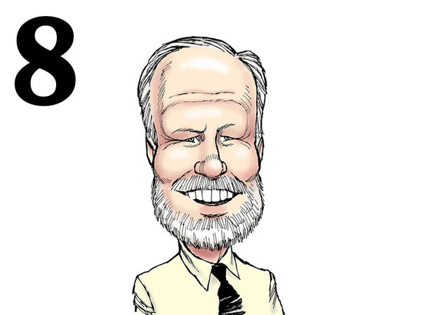 Doyle McManus, L.A. Times columnist