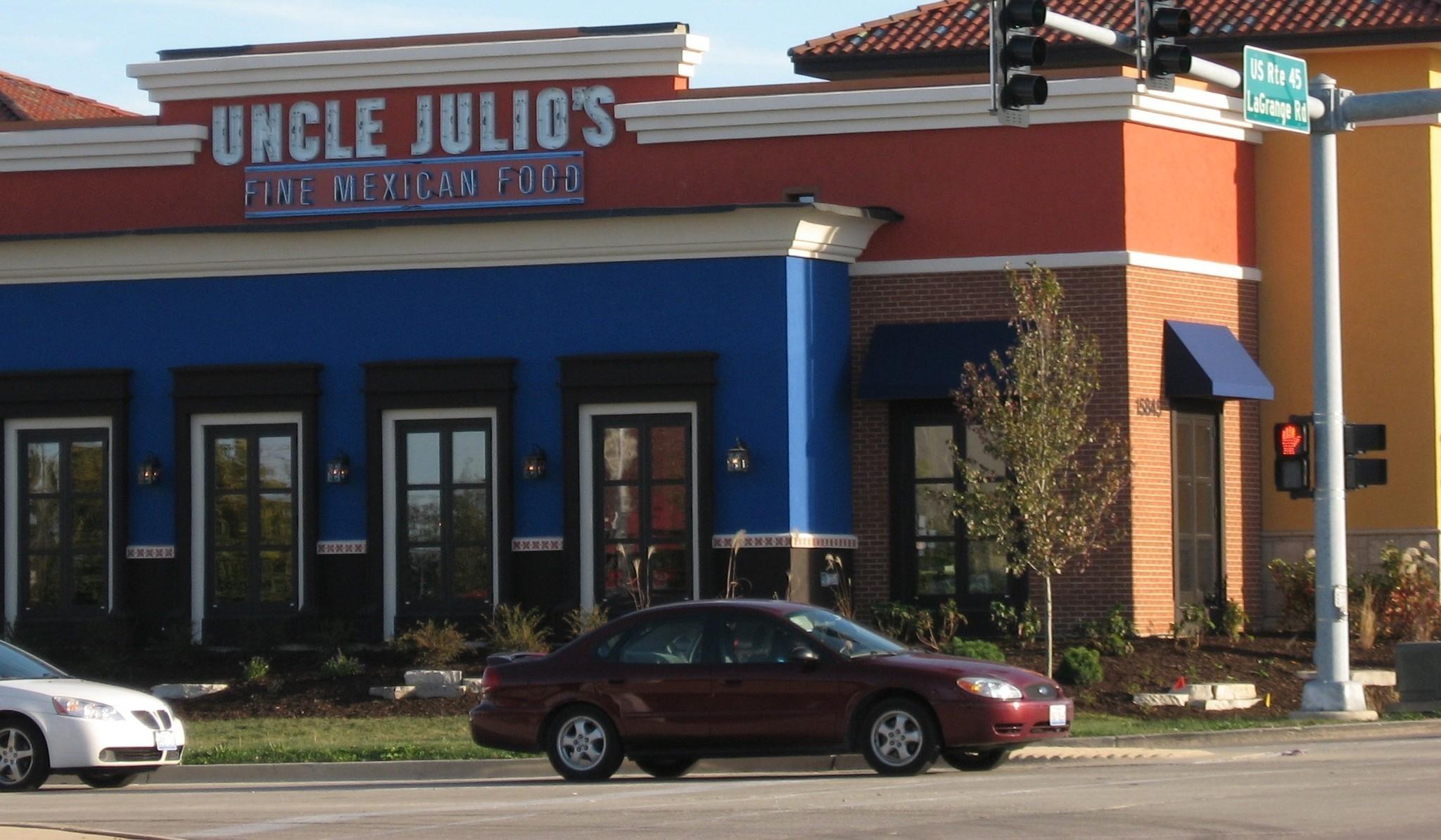 Uncle Julio S Mexican Restaurant Orlando