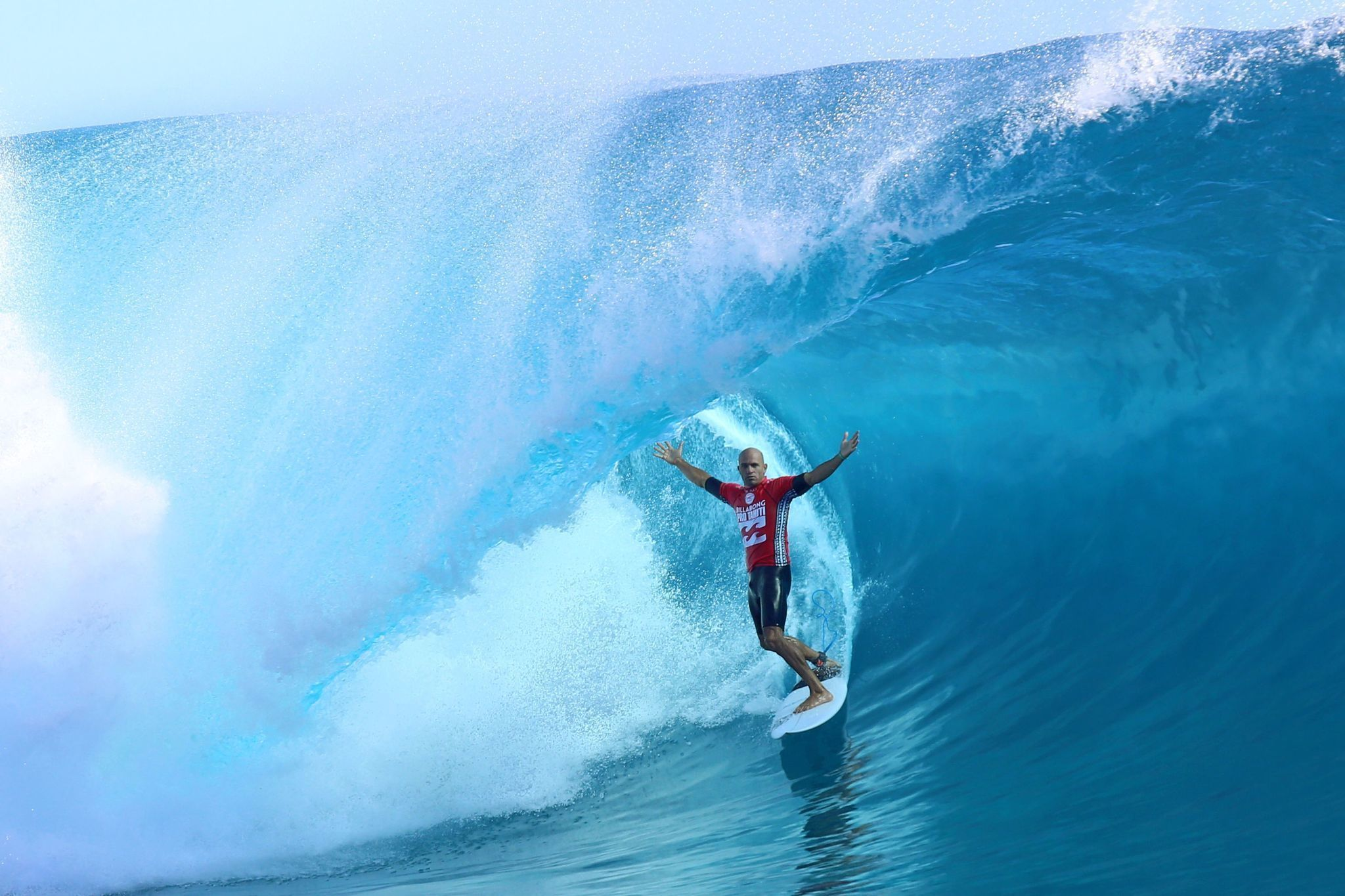 Surf Legend Kelly Slater Aims To Bring Wave Park To Palm