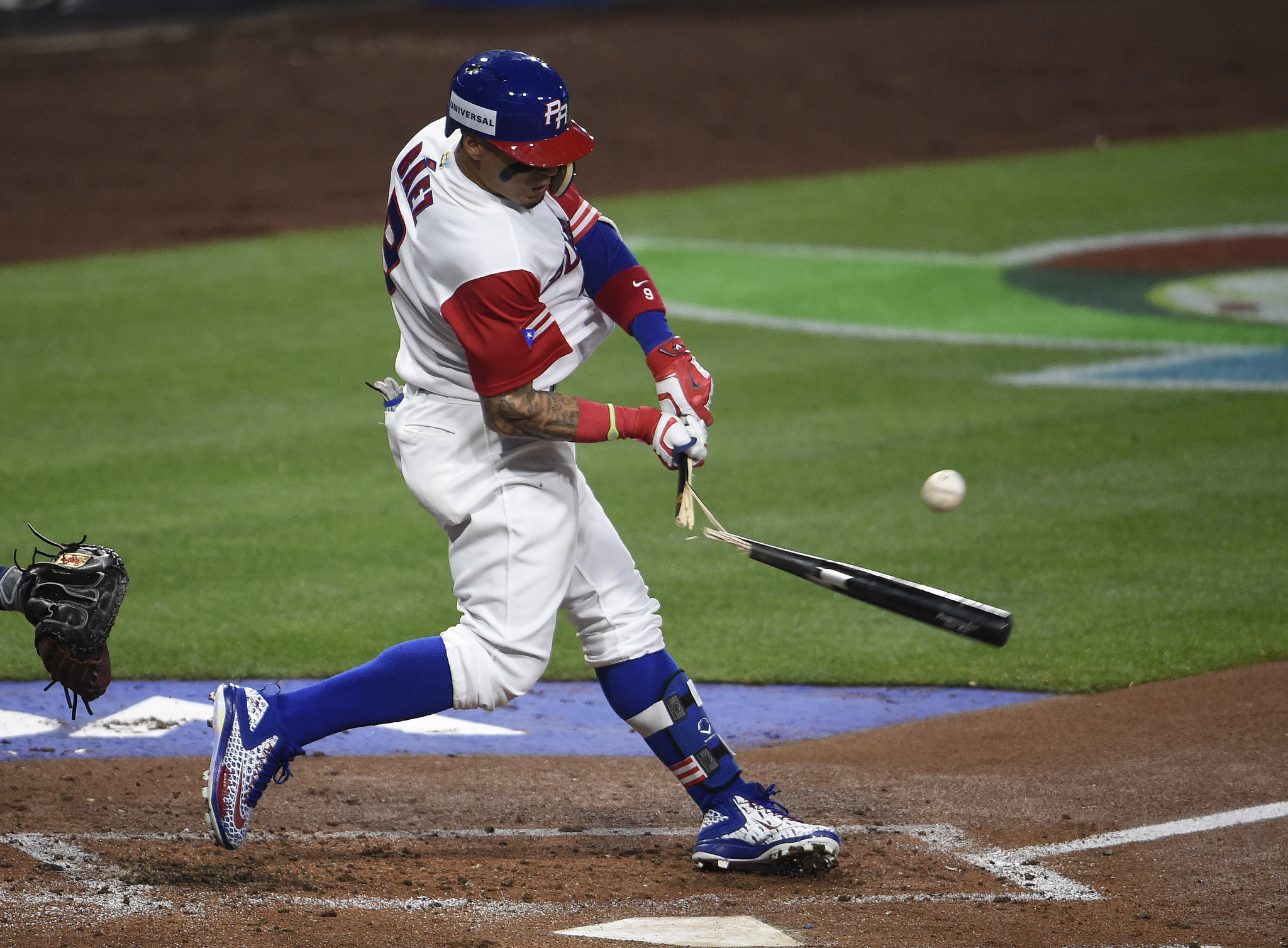 c401bb7bf Cubs' Javier Baez leads Puerto Rico to WBC semifinals - Baseball ...