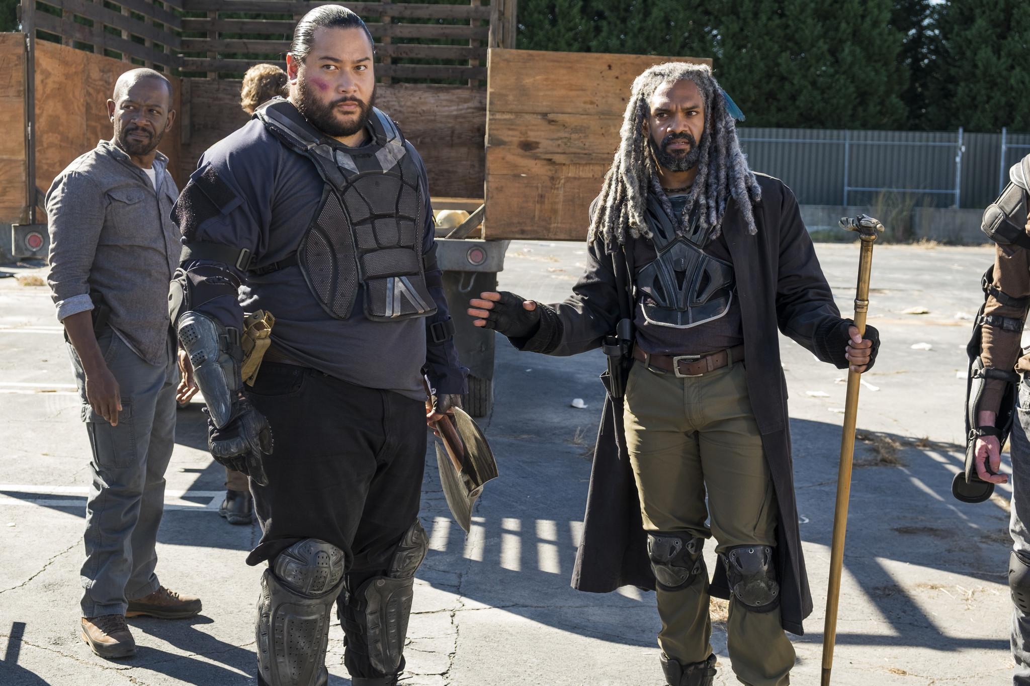 The Walking Dead Staffel 7 Finale