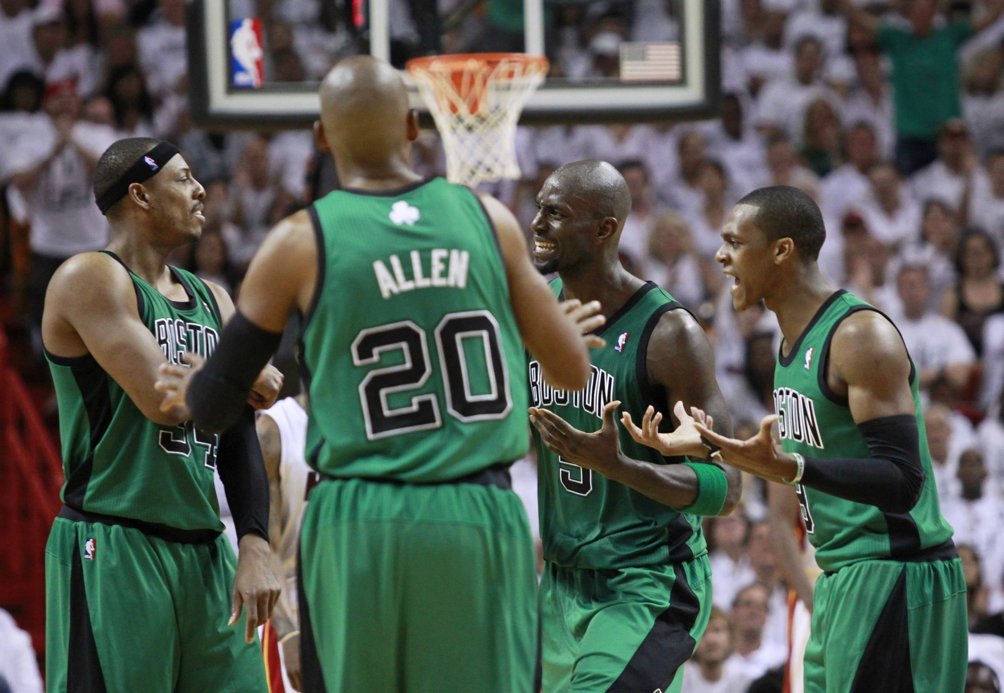 champion Rondo Rajon reunion planning for a NBA 2008