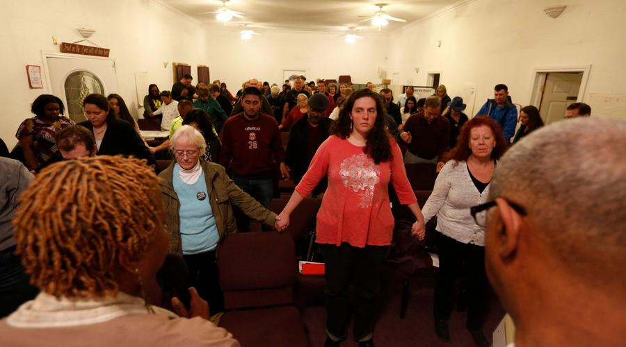 Churches answer call to offer immigrants sanctuary in an uneasy mix of politics and compassion