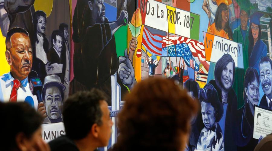 Immigrant advocates spread the word: Be prepared, be self-reliant, know your rights