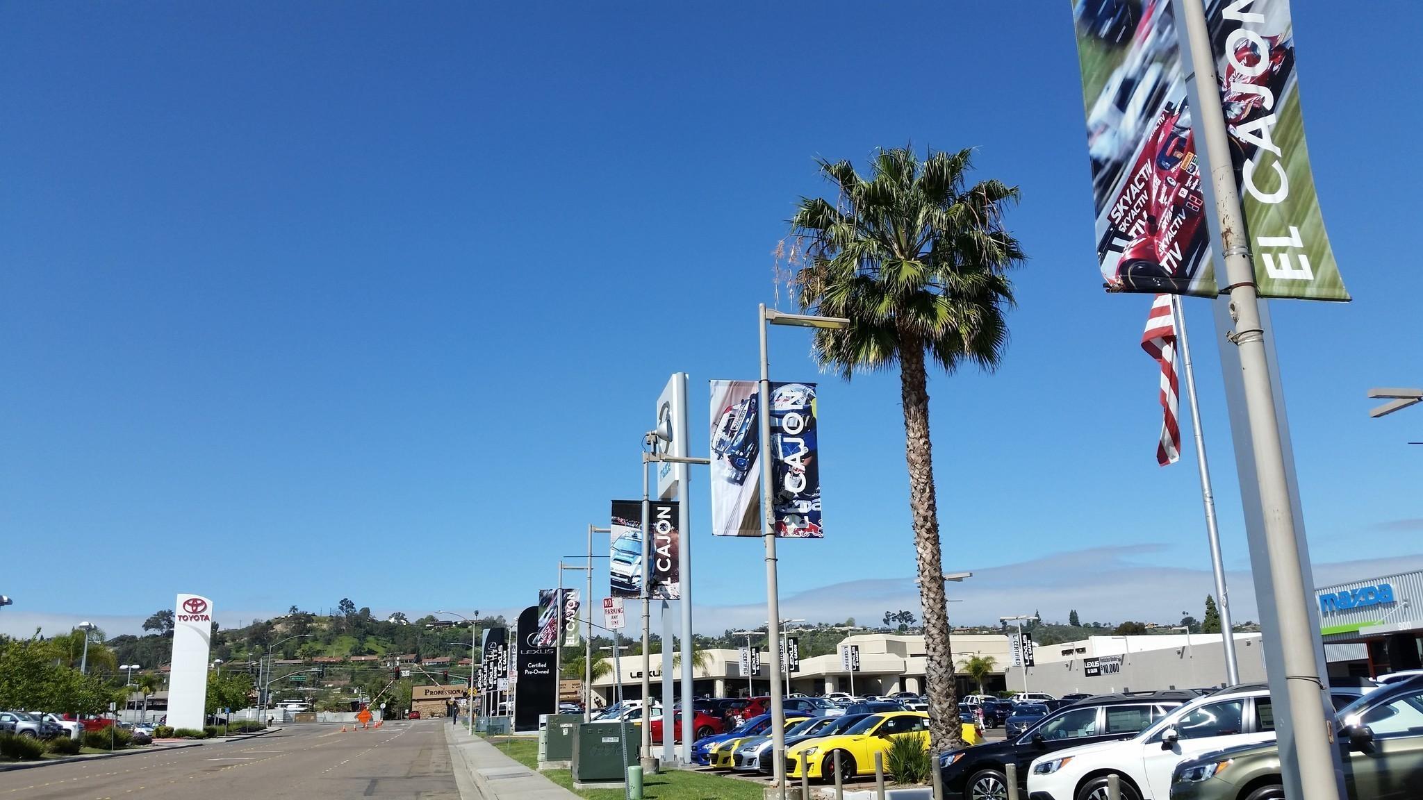 City Of El Cajon >> 12th new car dealership coming to El Cajon - The San Diego ...