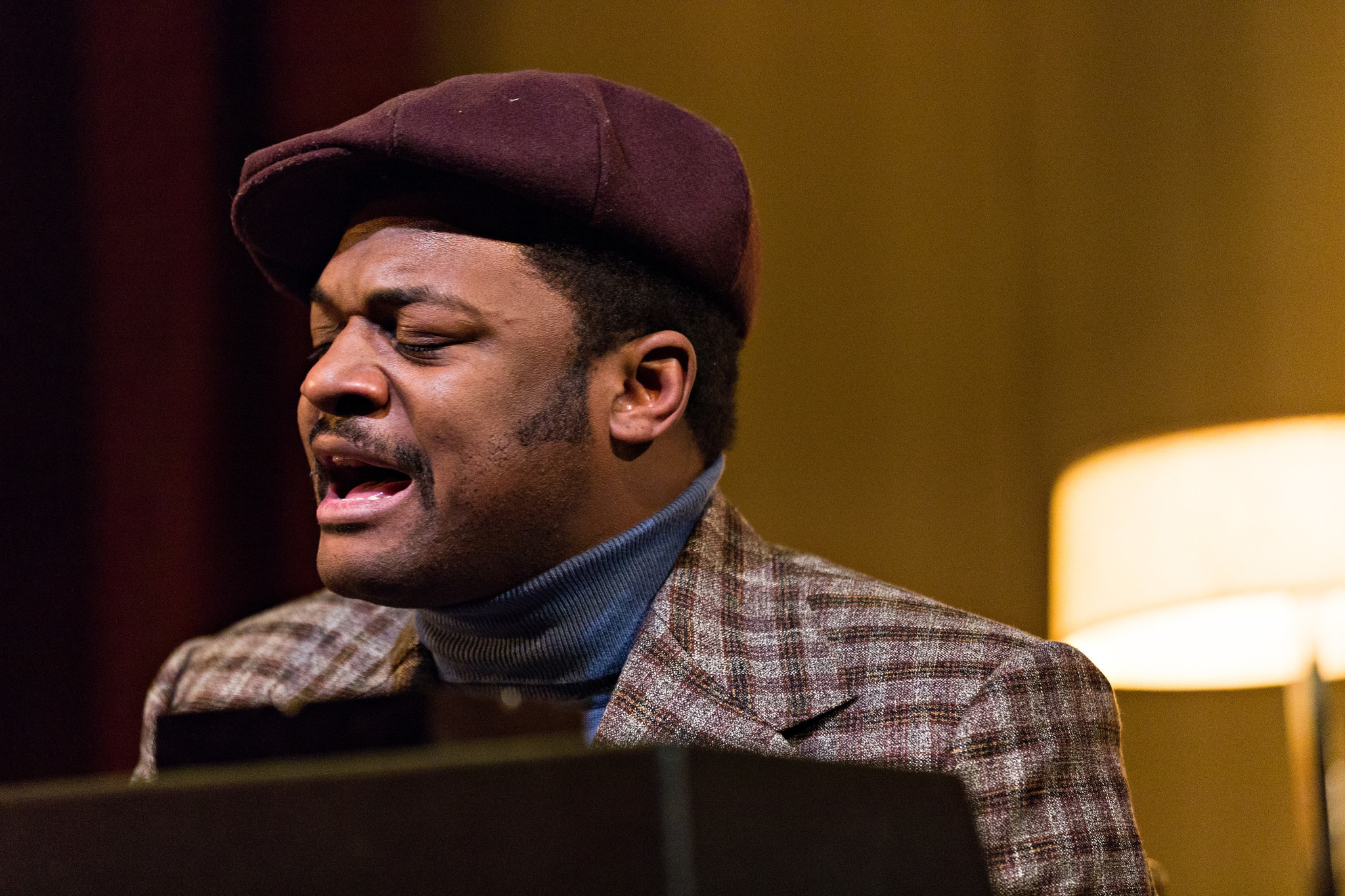 Center Stage Play Probes Troubled Mind Of Donny Hathaway
