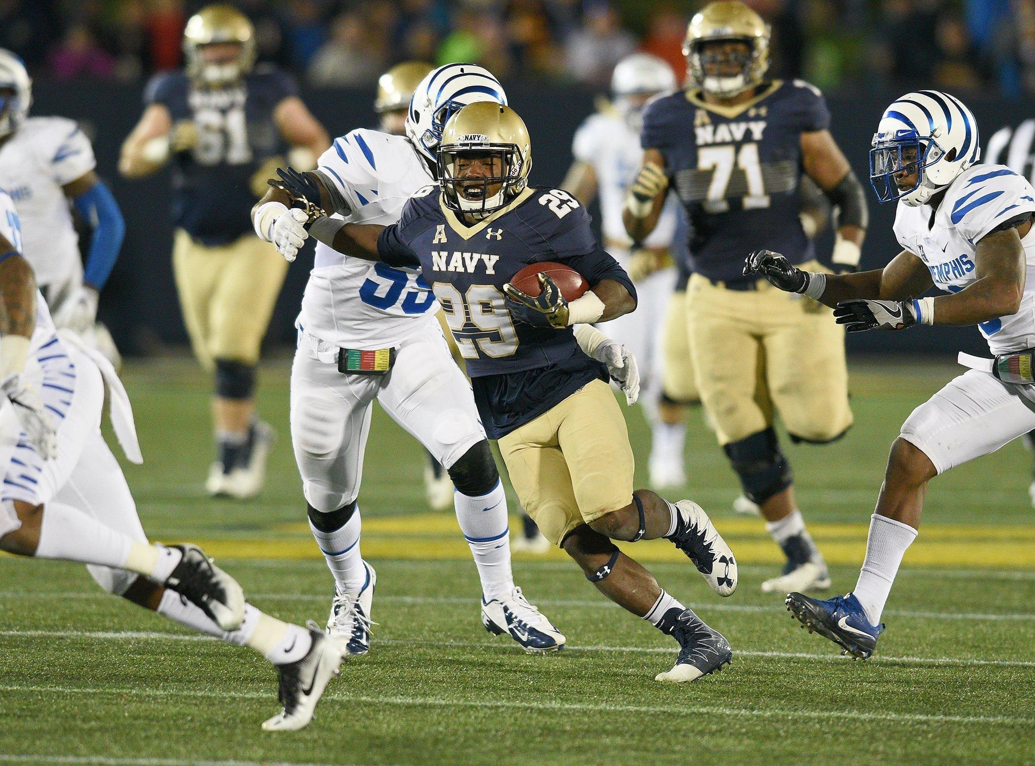 Navy Football Will Use All 15 Spring Practices Capital Gazette