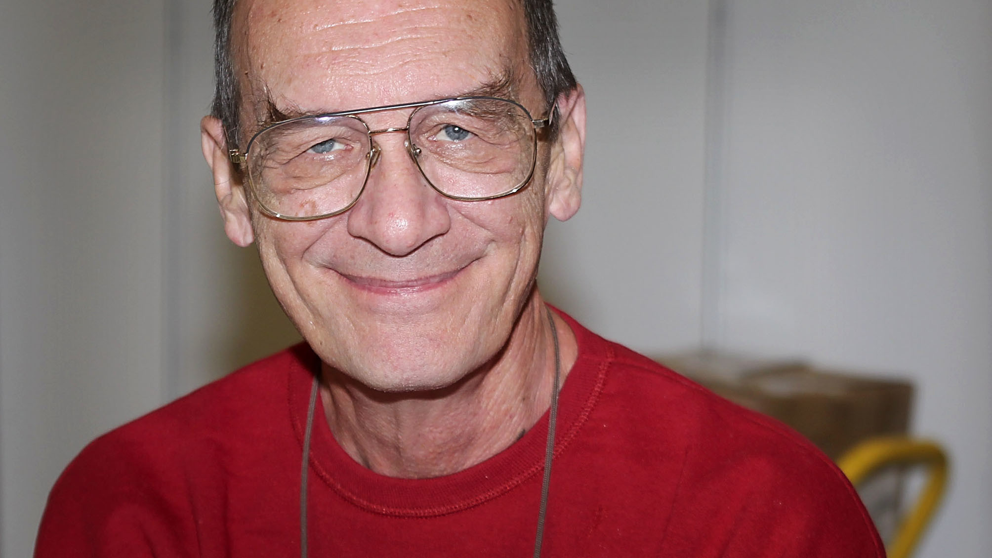 Comic book artist Bernie Wrightson at the Wizard World Austin Comic Con at the Austin Convention Center on October 26, 2012 in Austin, Texas.